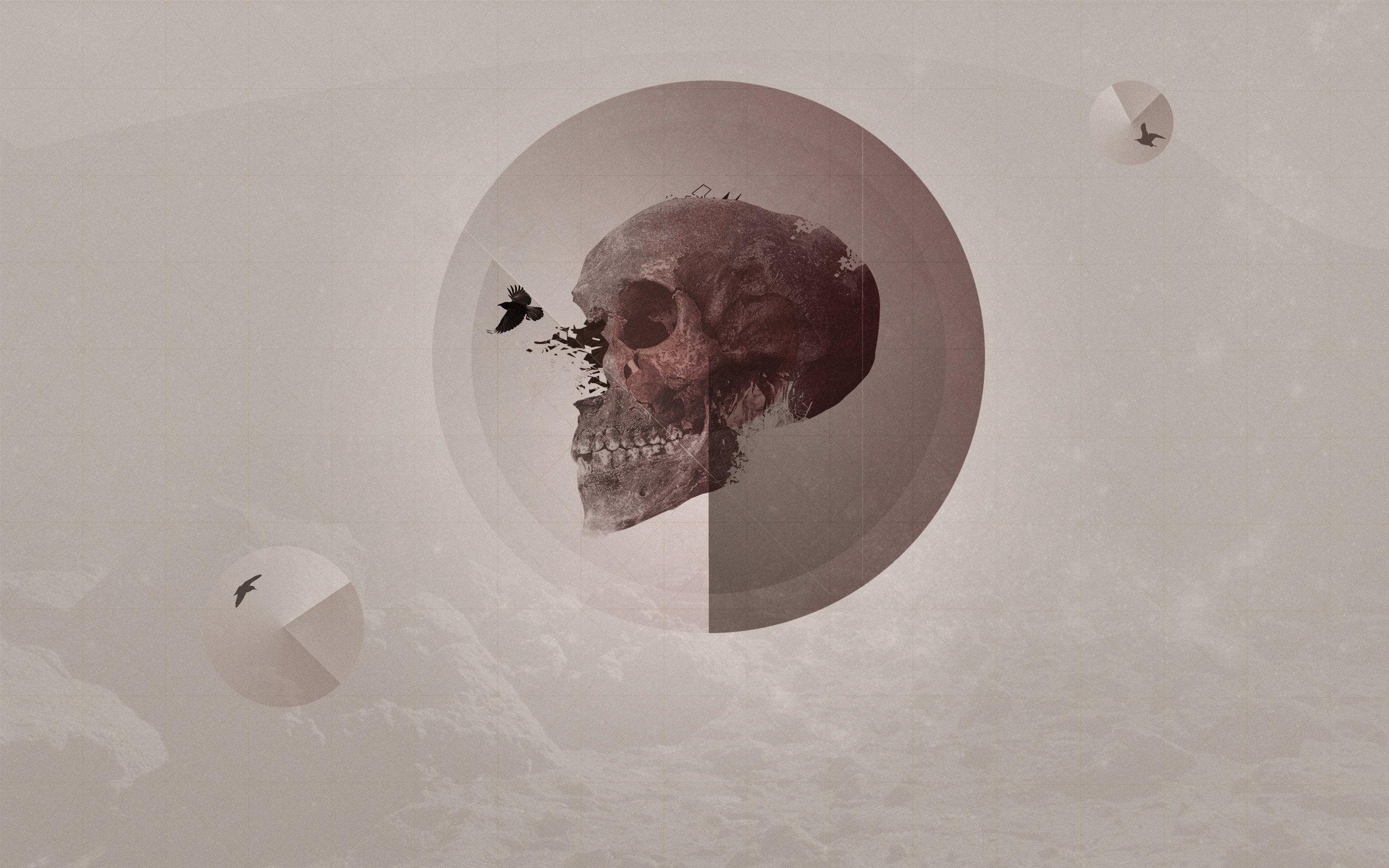 skull 4K wallpapers for your desktop or mobile screen free
