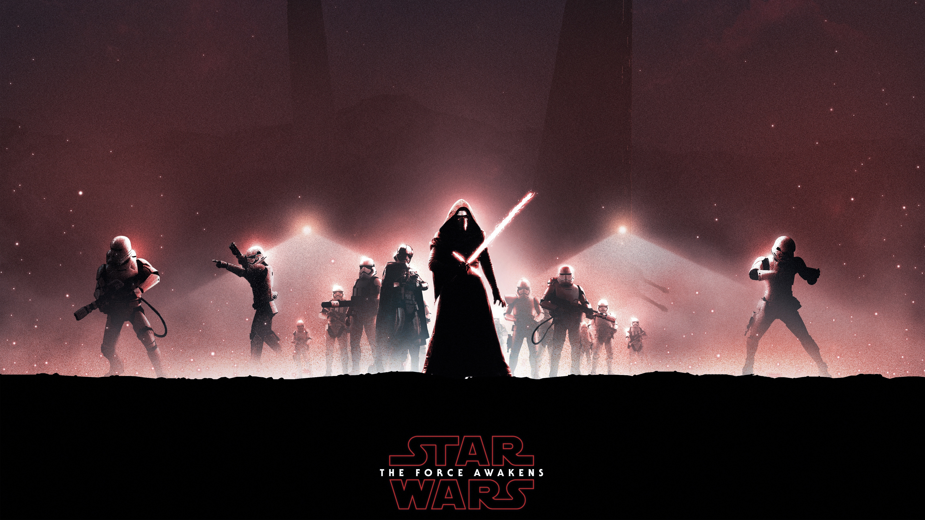 Kylo Ren The Force Awakens Wallpapers: Page 3 Of Force Wallpapers, Photos And Desktop Backgrounds