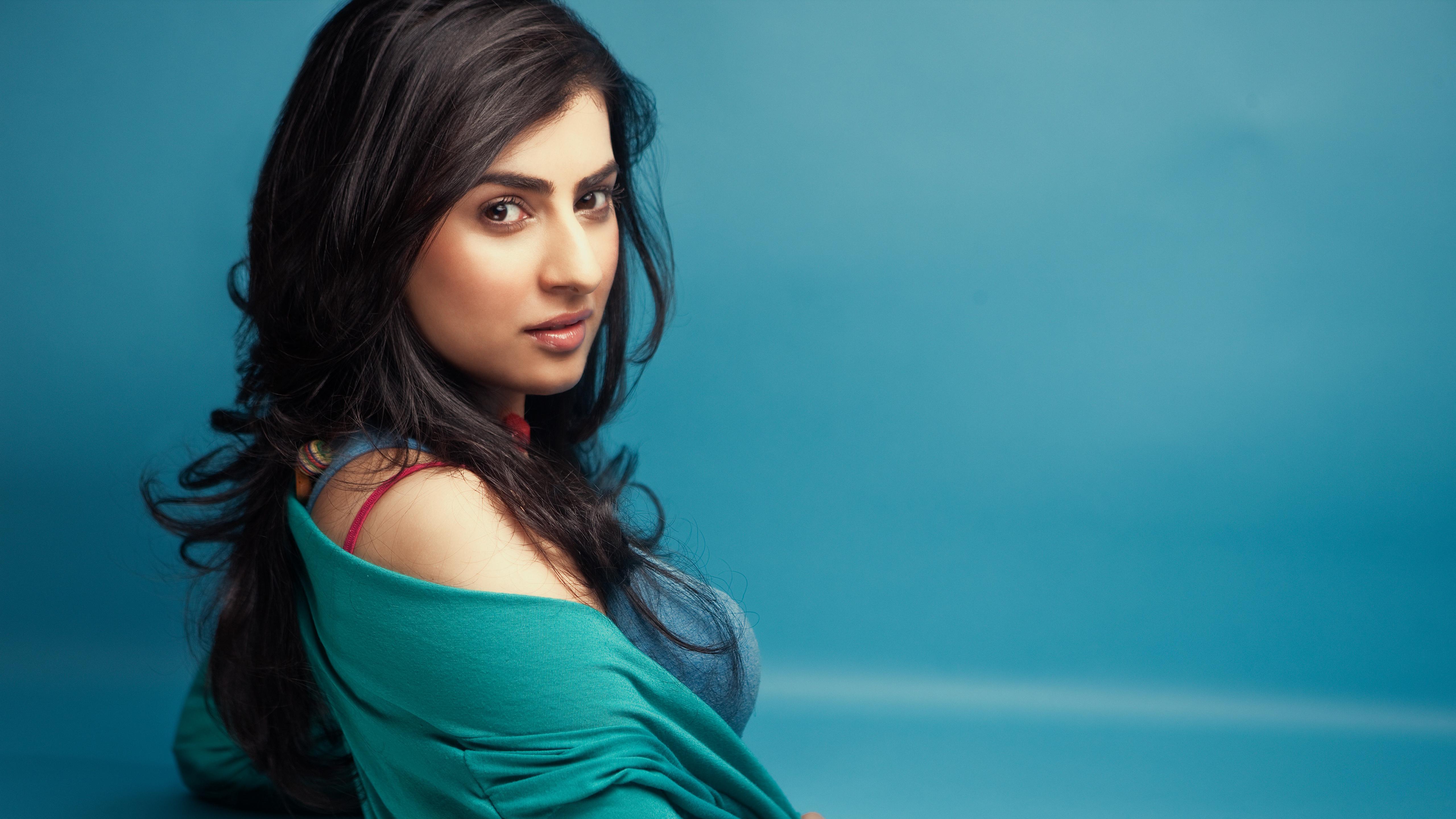Actress Archana Veda 4K wallpaper