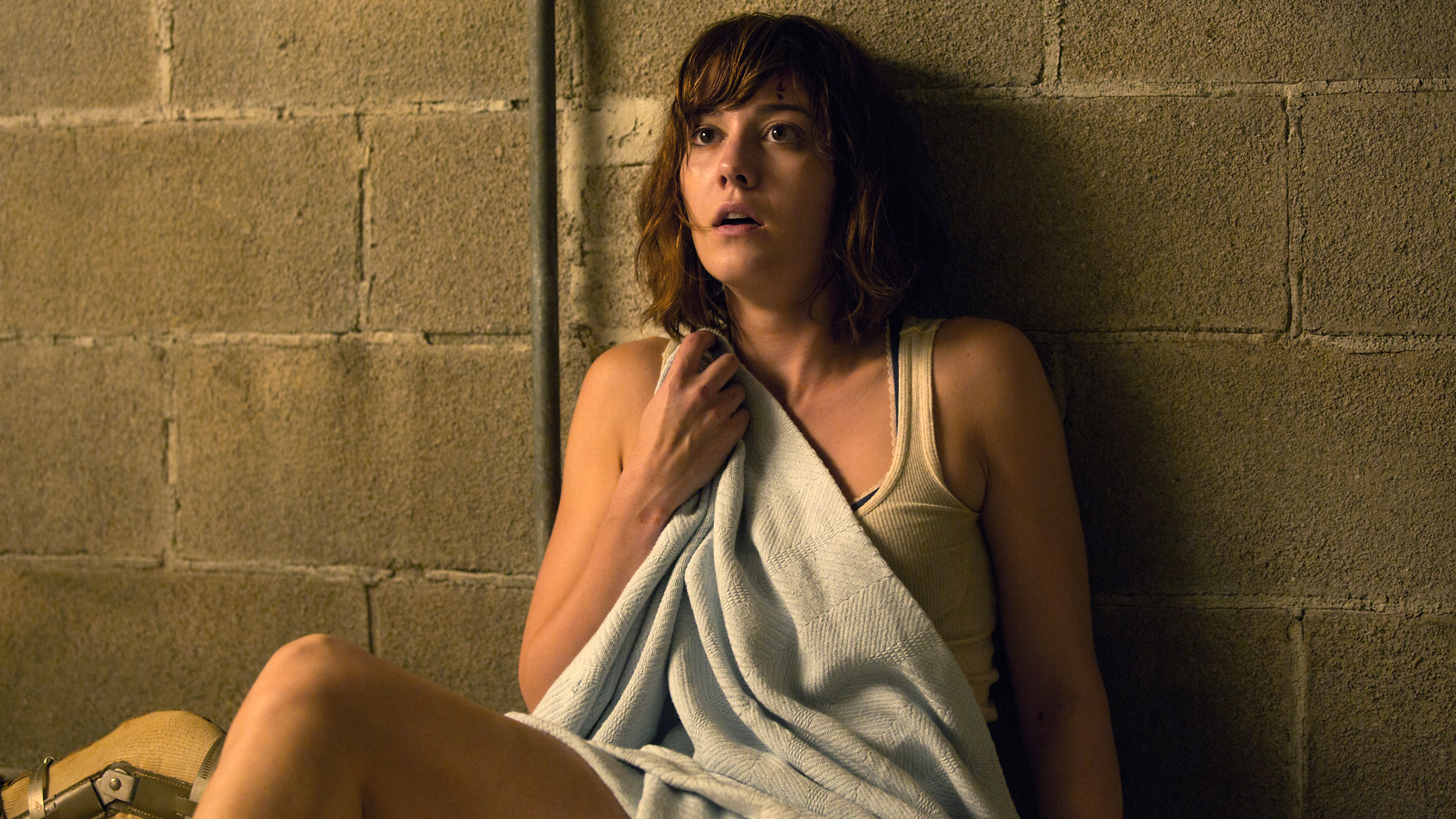 Mary Elizabeth Winstead Cloverfield Lane wallpaper