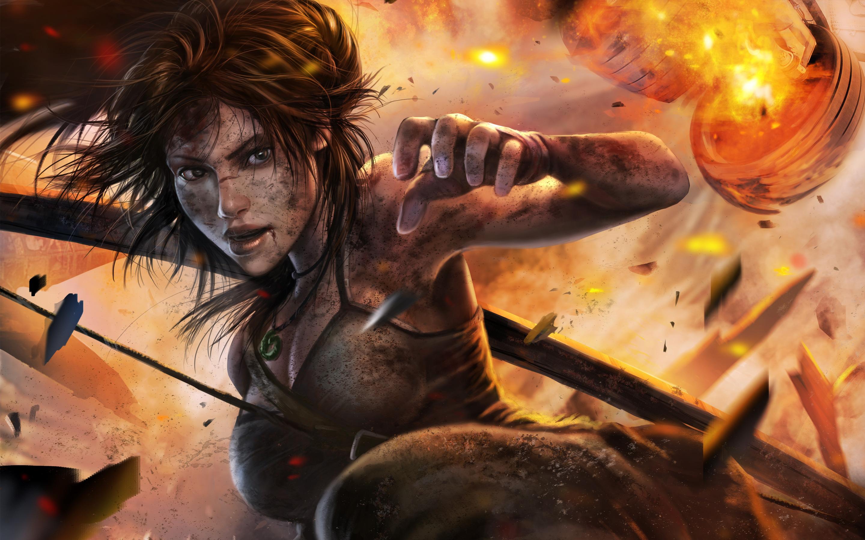 Tomb Raider Lara Croft Hd Wallpaper