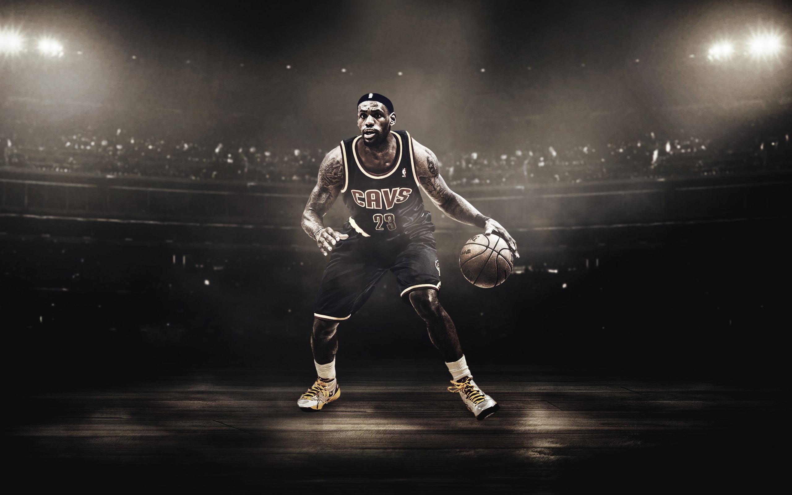 LeBron James Basketball Player wallpaper