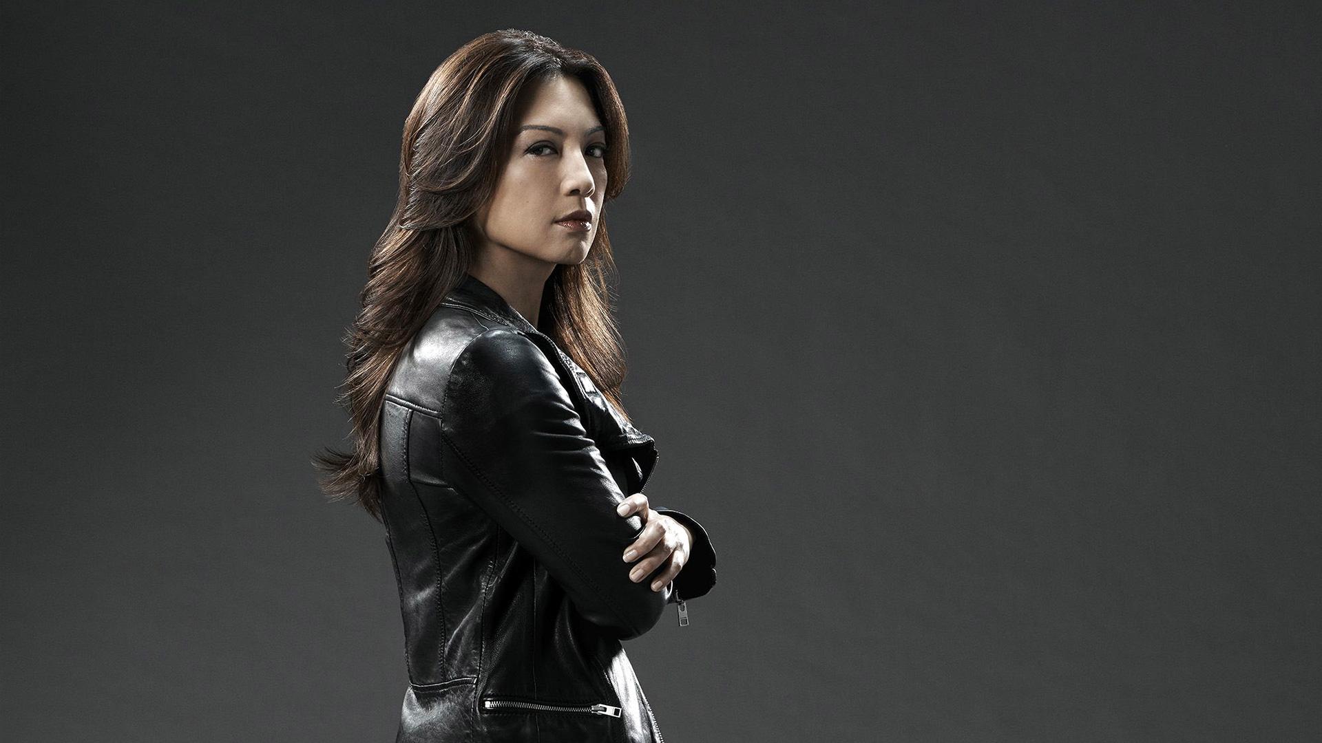 Ming Na Wen Agents Of Shield Hd Wallpaper