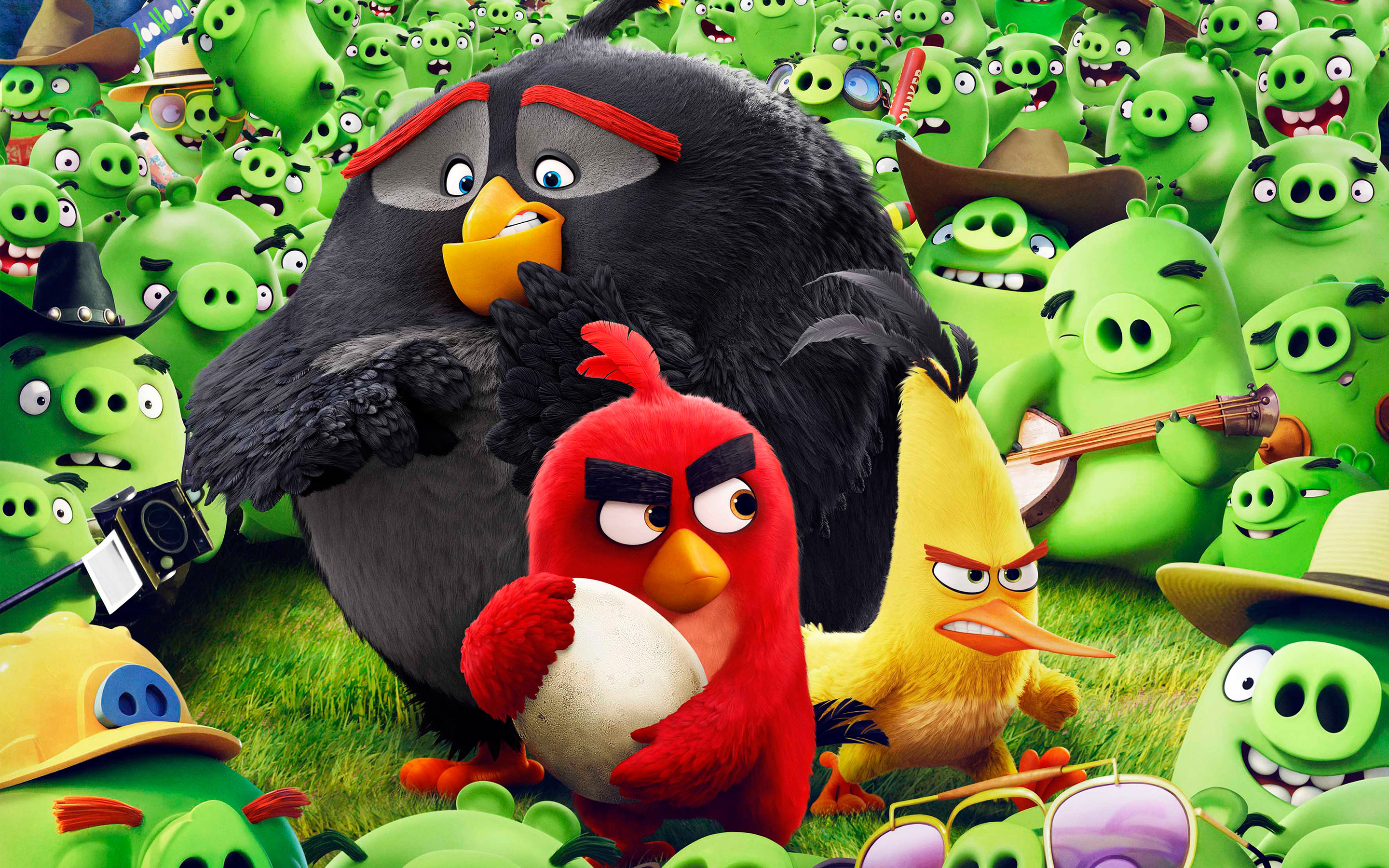 Angry Birds Animation Movie wallpaper