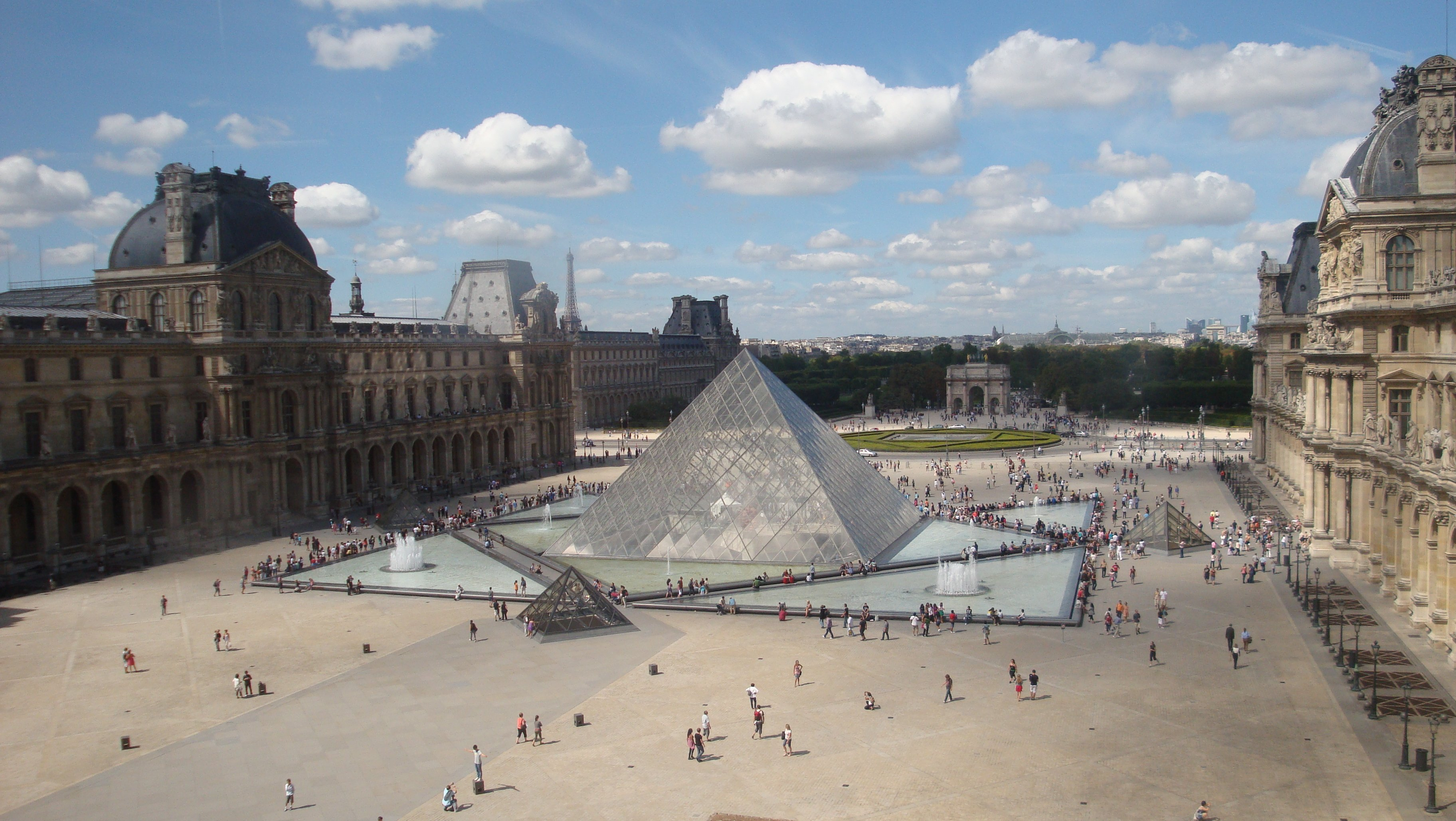 Louvre 4k Wallpapers For Your Desktop Or Mobile Screen Free And Easy To Download