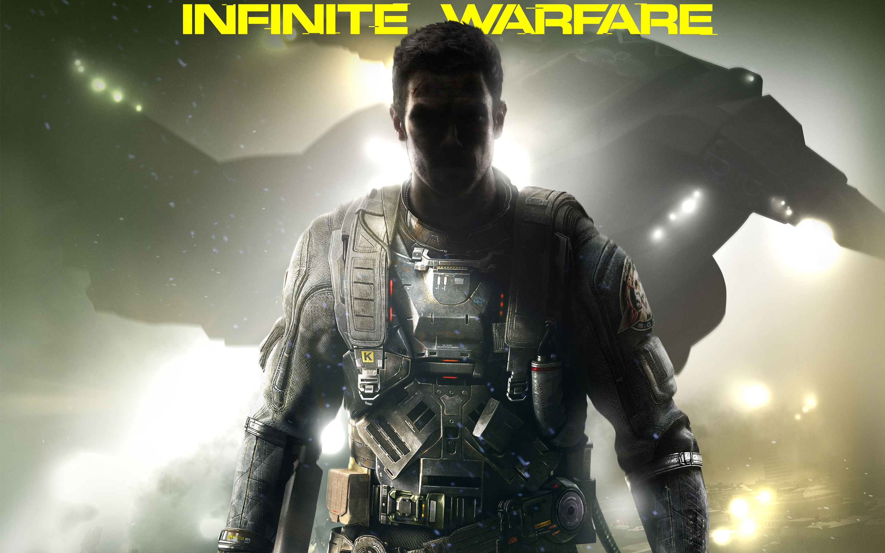 Call of Duty Infinite Warfare 4K 8K wallpaper