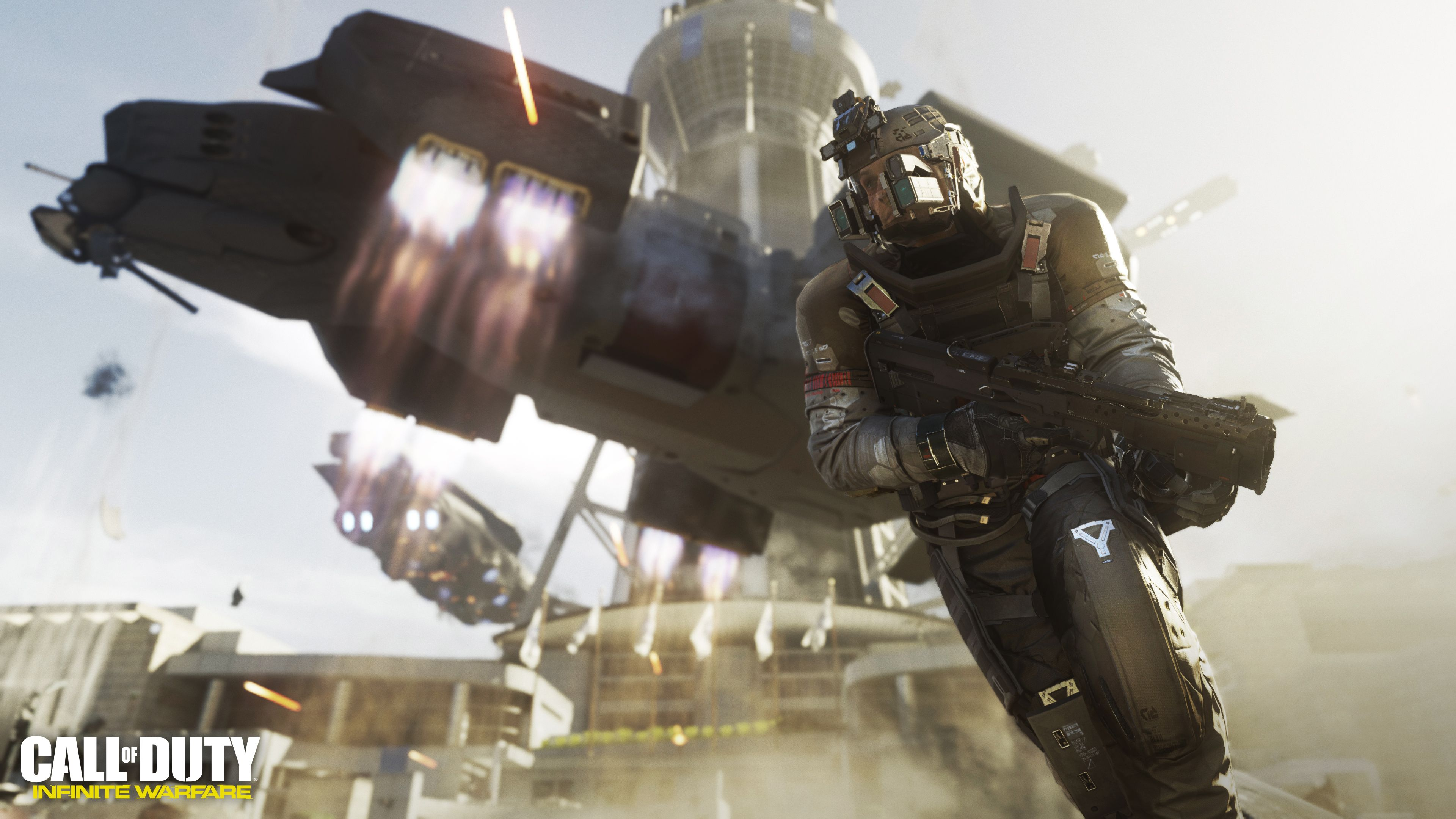 Call of Duty Infinite Warfare Gameplay wallpaper