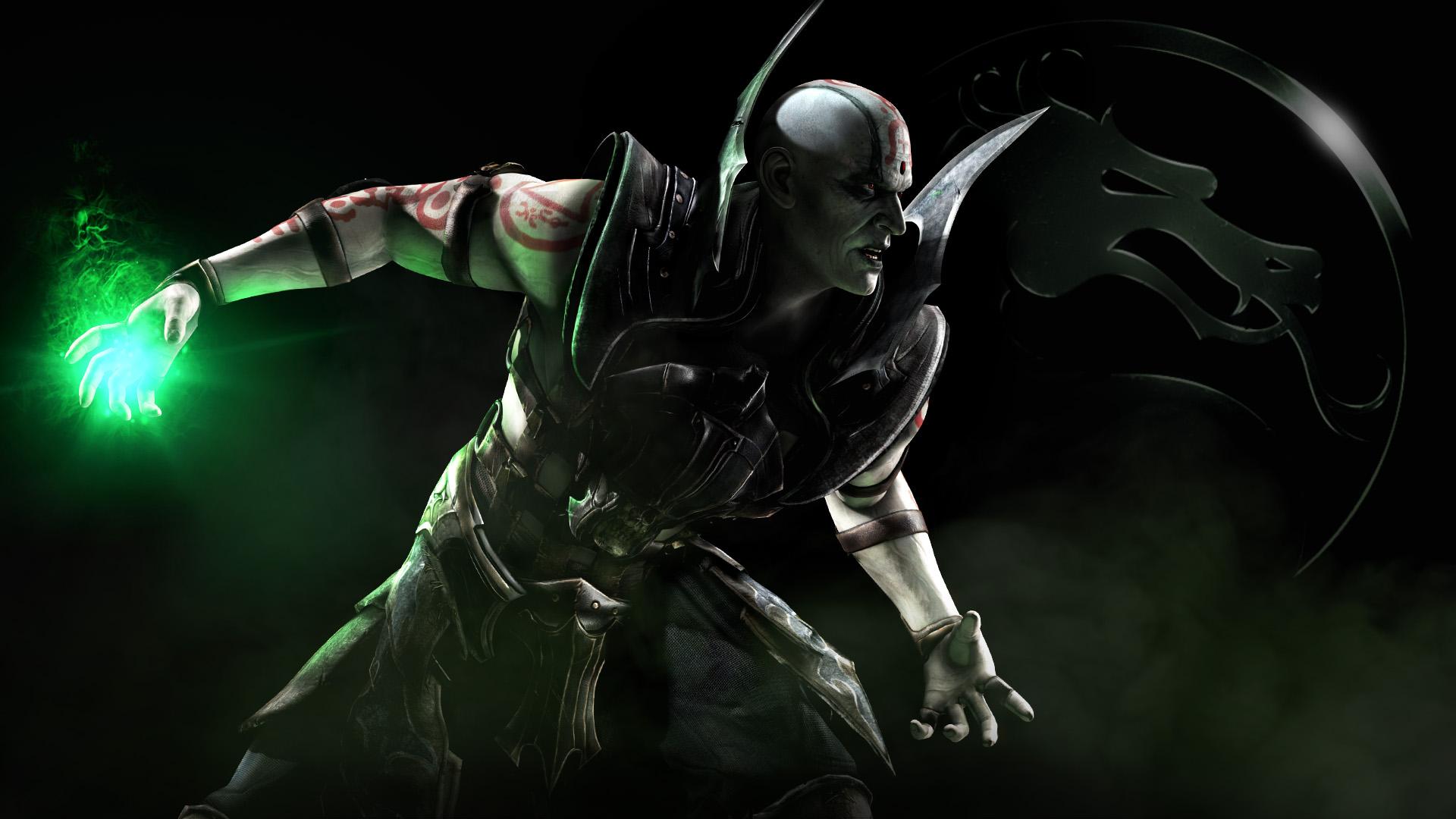 Quan Chi Mortal Kombat X Hd Wallpaper