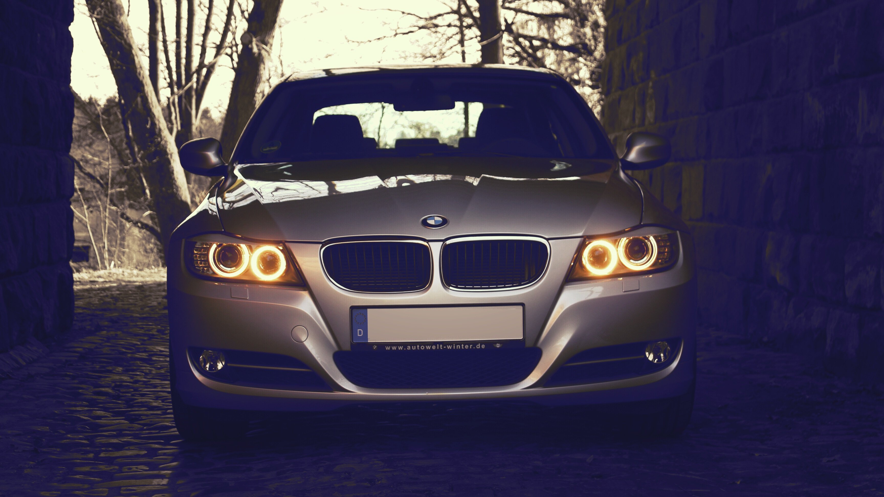 BMW Series E90 wallpaper