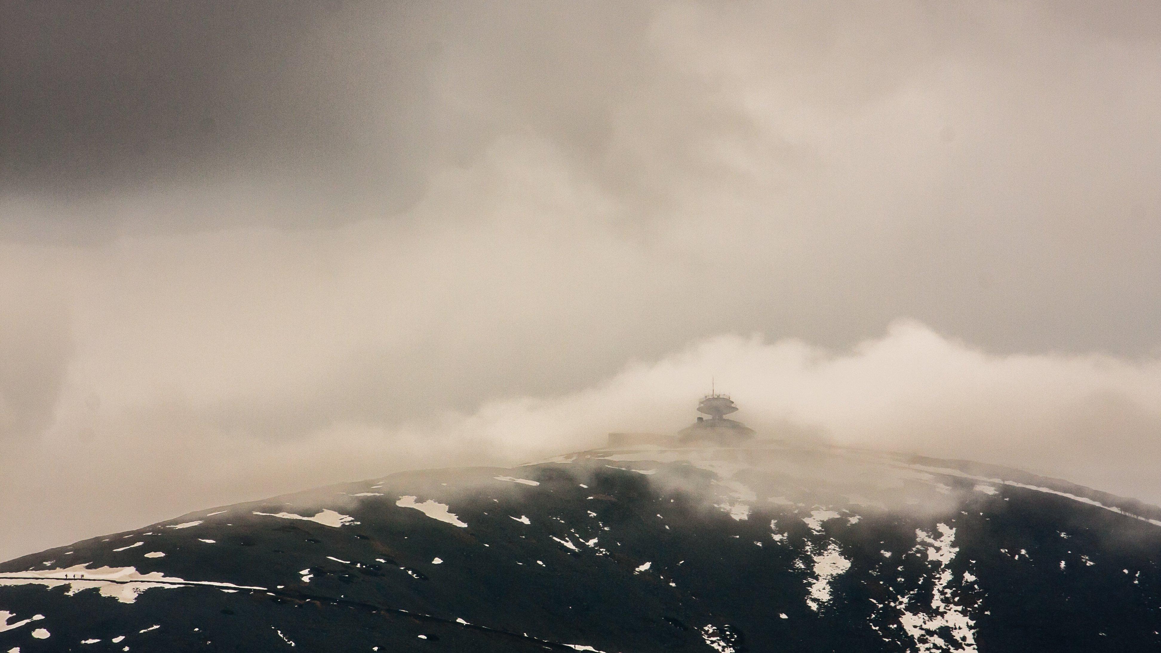 cloudy mountain phone wallpaper - photo #19