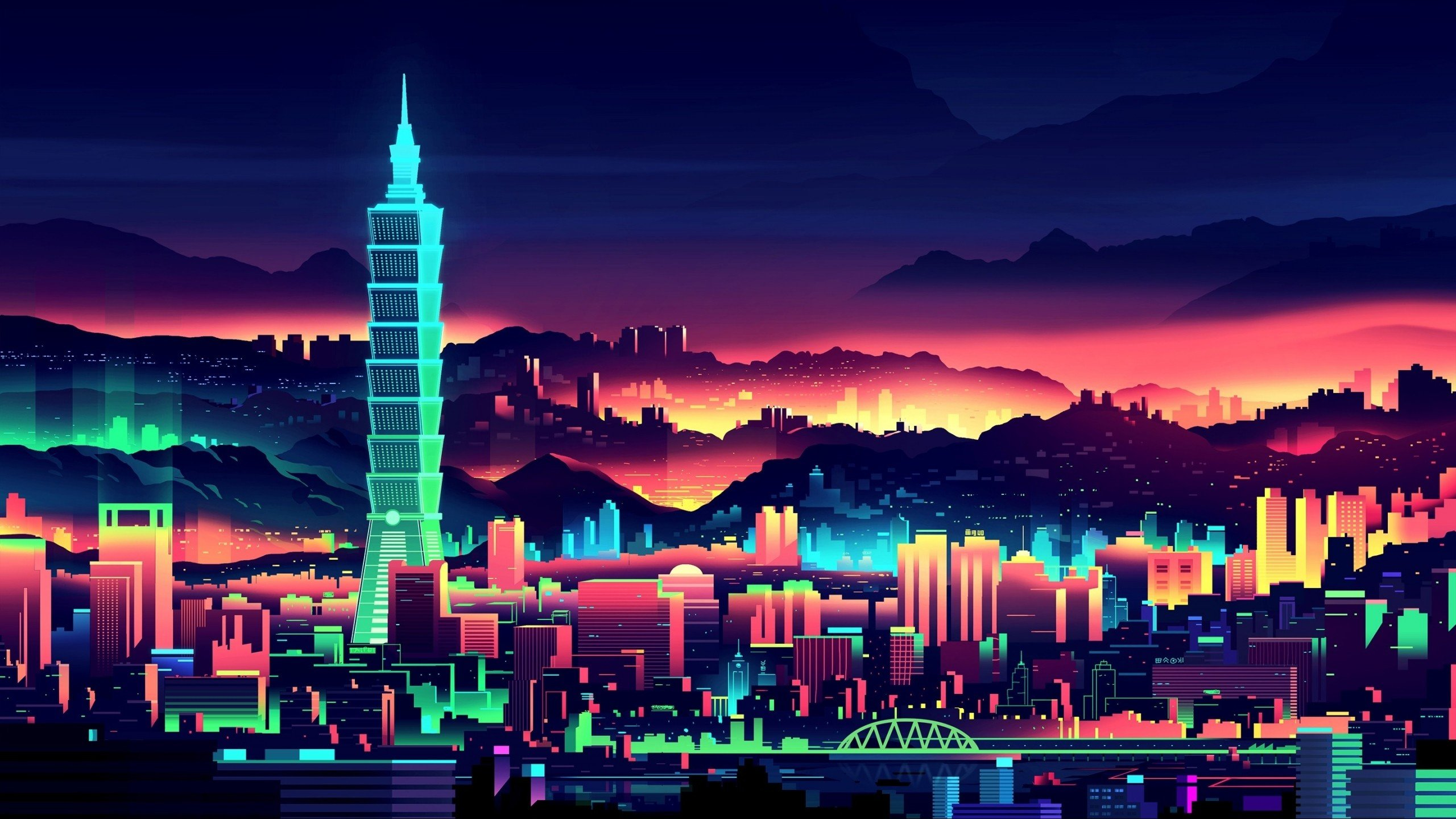 neon wallpapers, photos and desktop backgrounds up to 8K ...