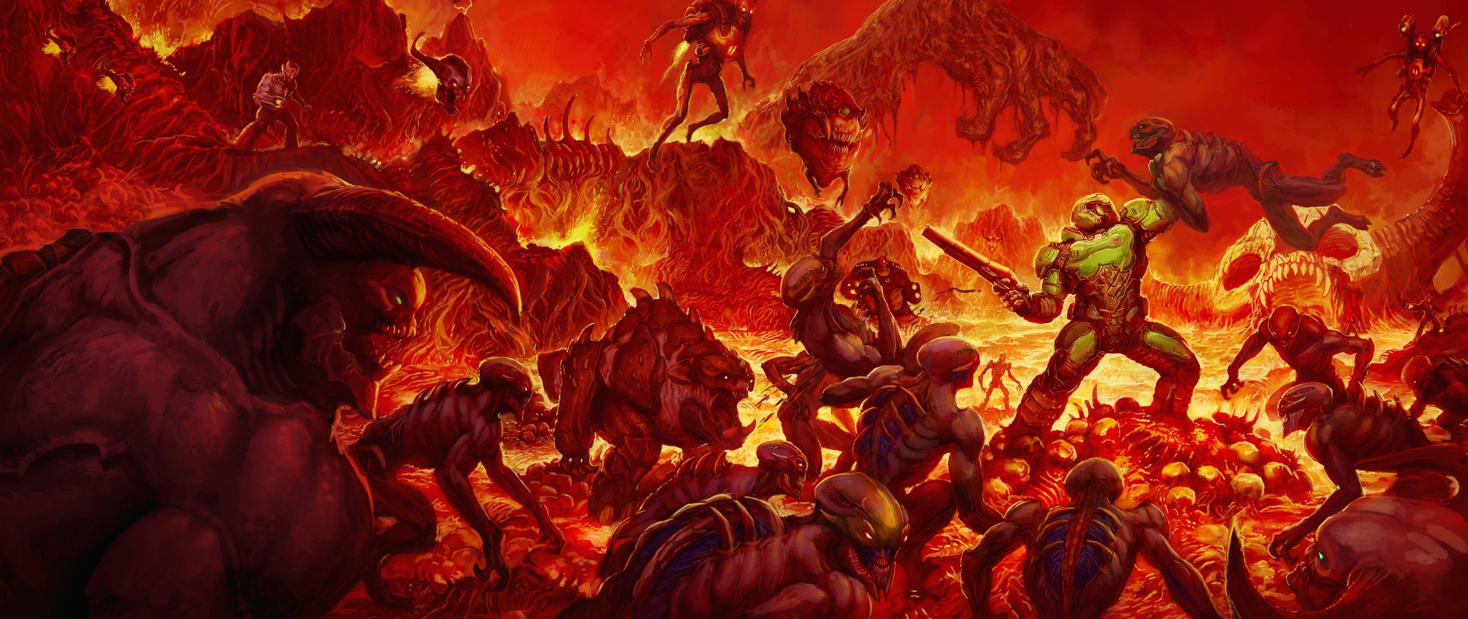 Doom wallpapers photos and desktop backgrounds up to 8k - 8k desktop backgrounds ...