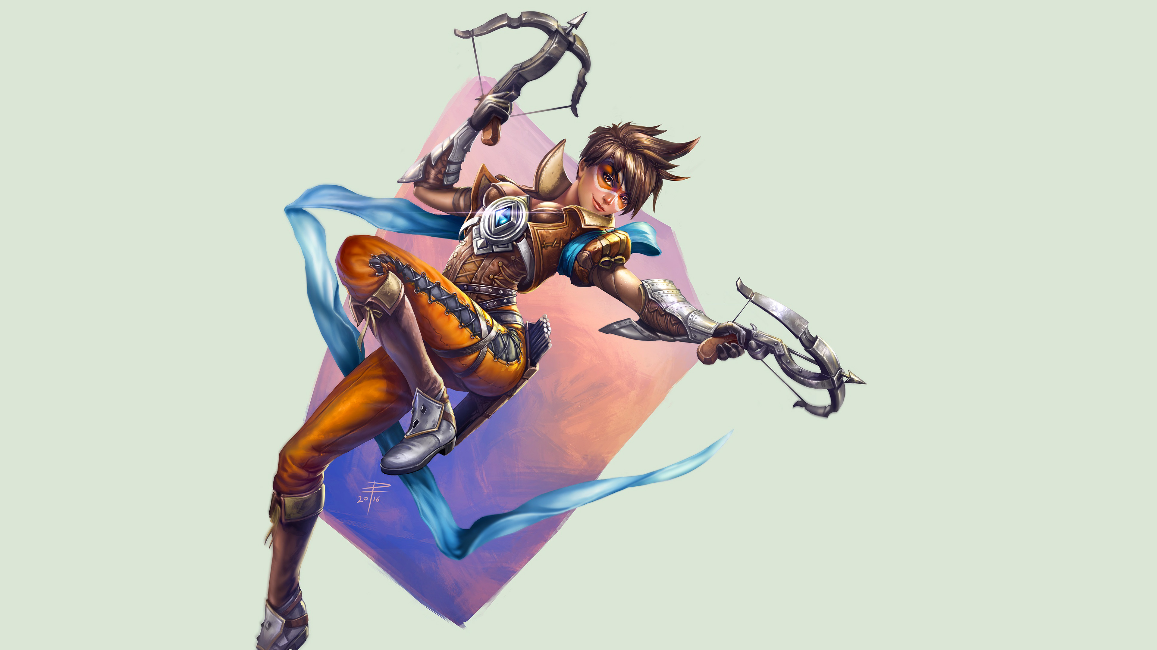 overwatch agent tracer wallpapers - photo #21