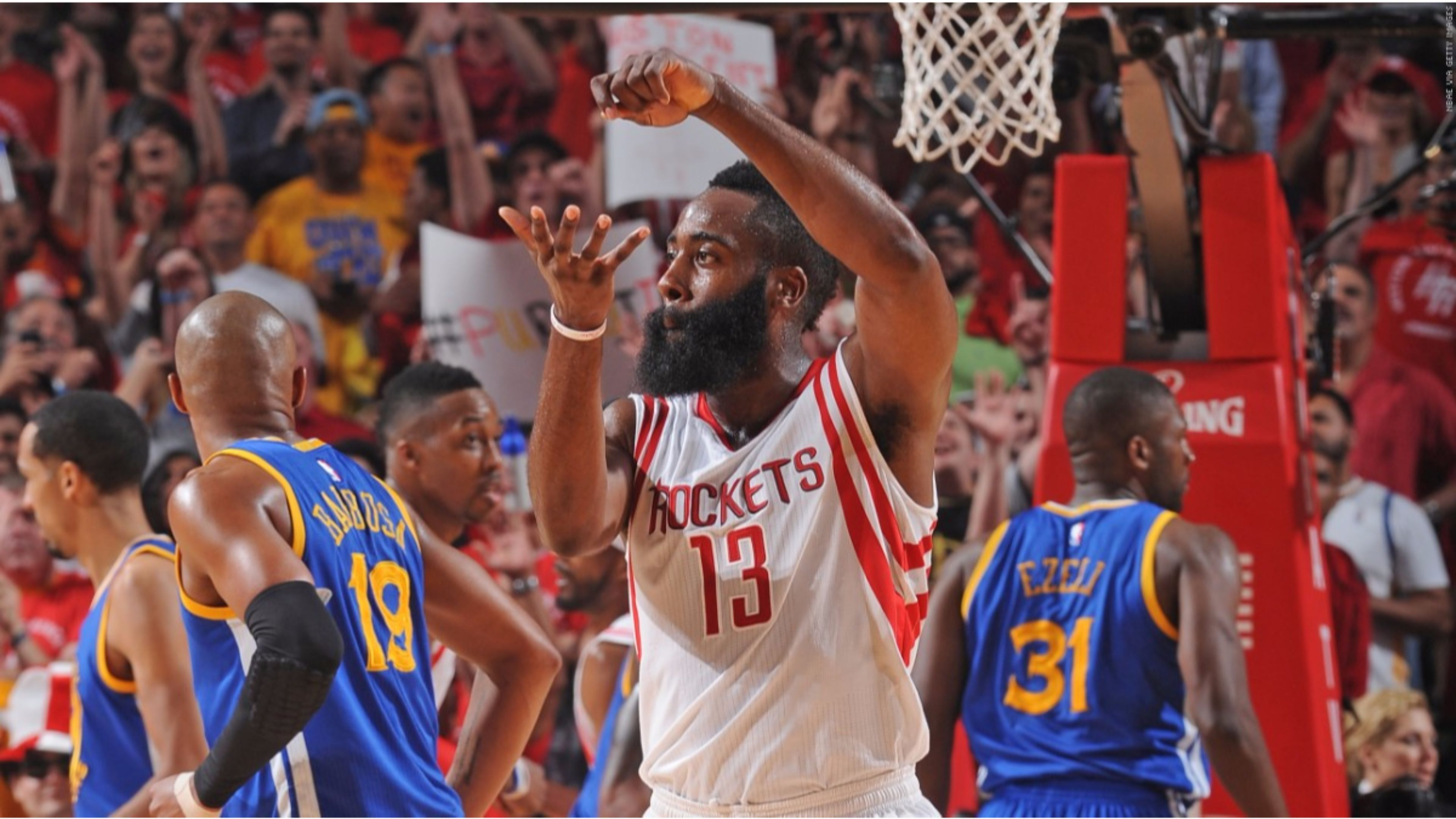 NBA Playoffs James Harden wallpaper
