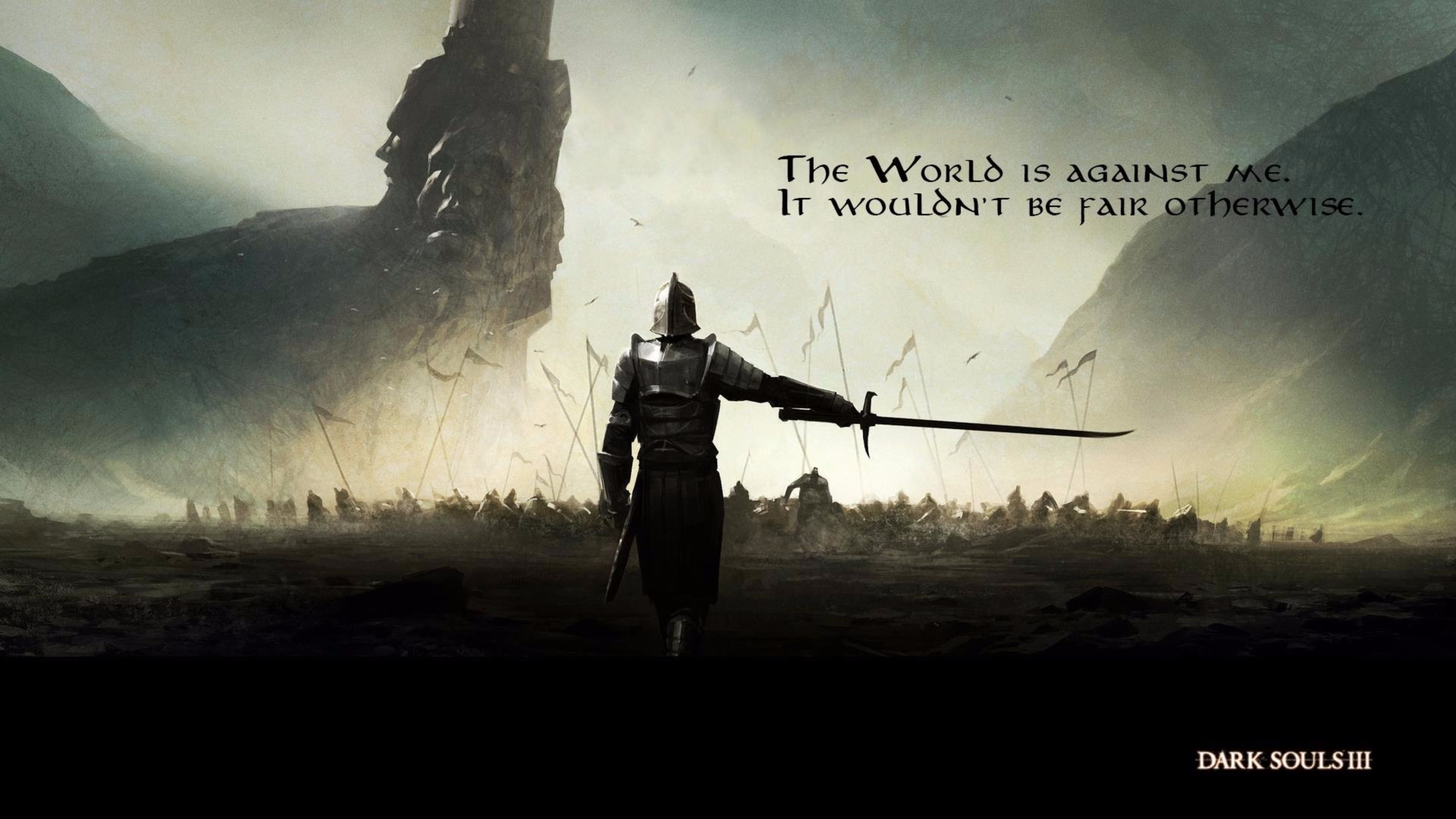Quotes Dark Souls S wallpaper