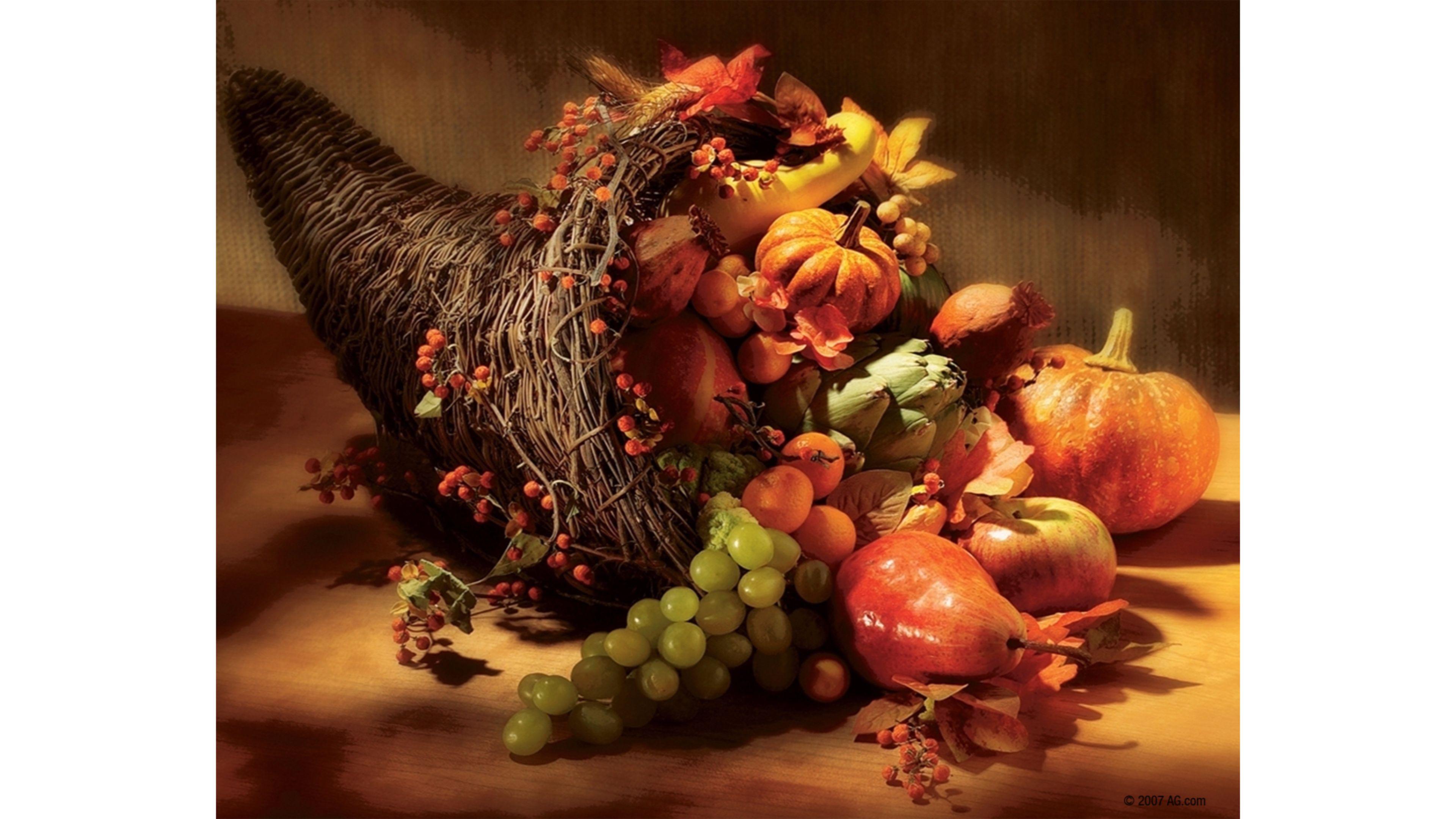 Religious Thanksgiving 4k Wallpaper