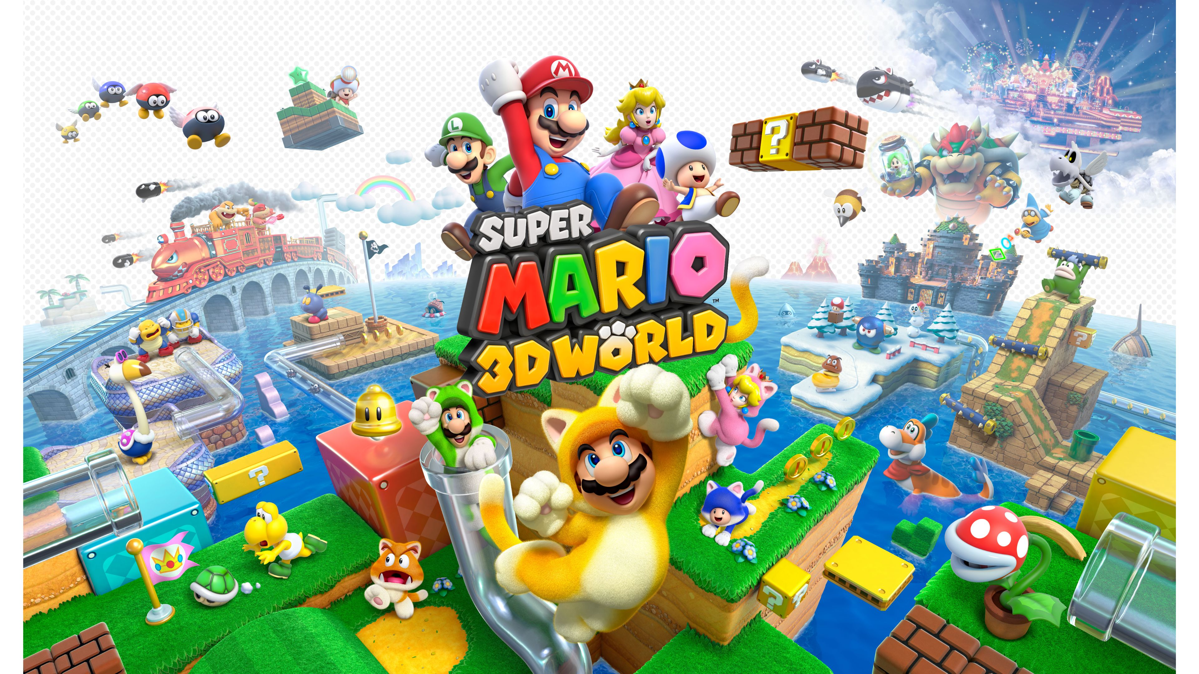 Mario 4k Wallpapers For Your Desktop Or Mobile Screen Free