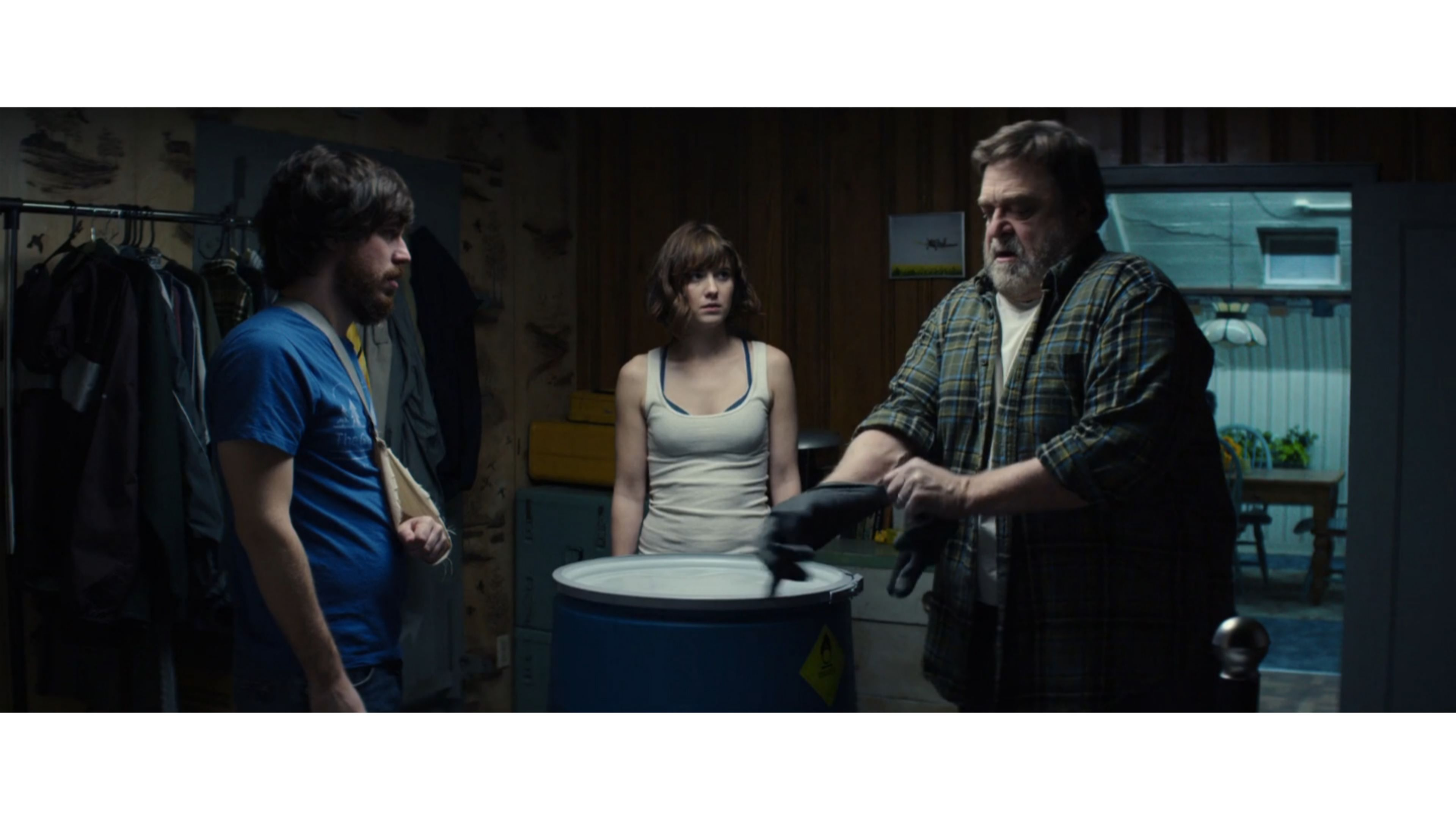 Top Cloverfield Lane wallpaper