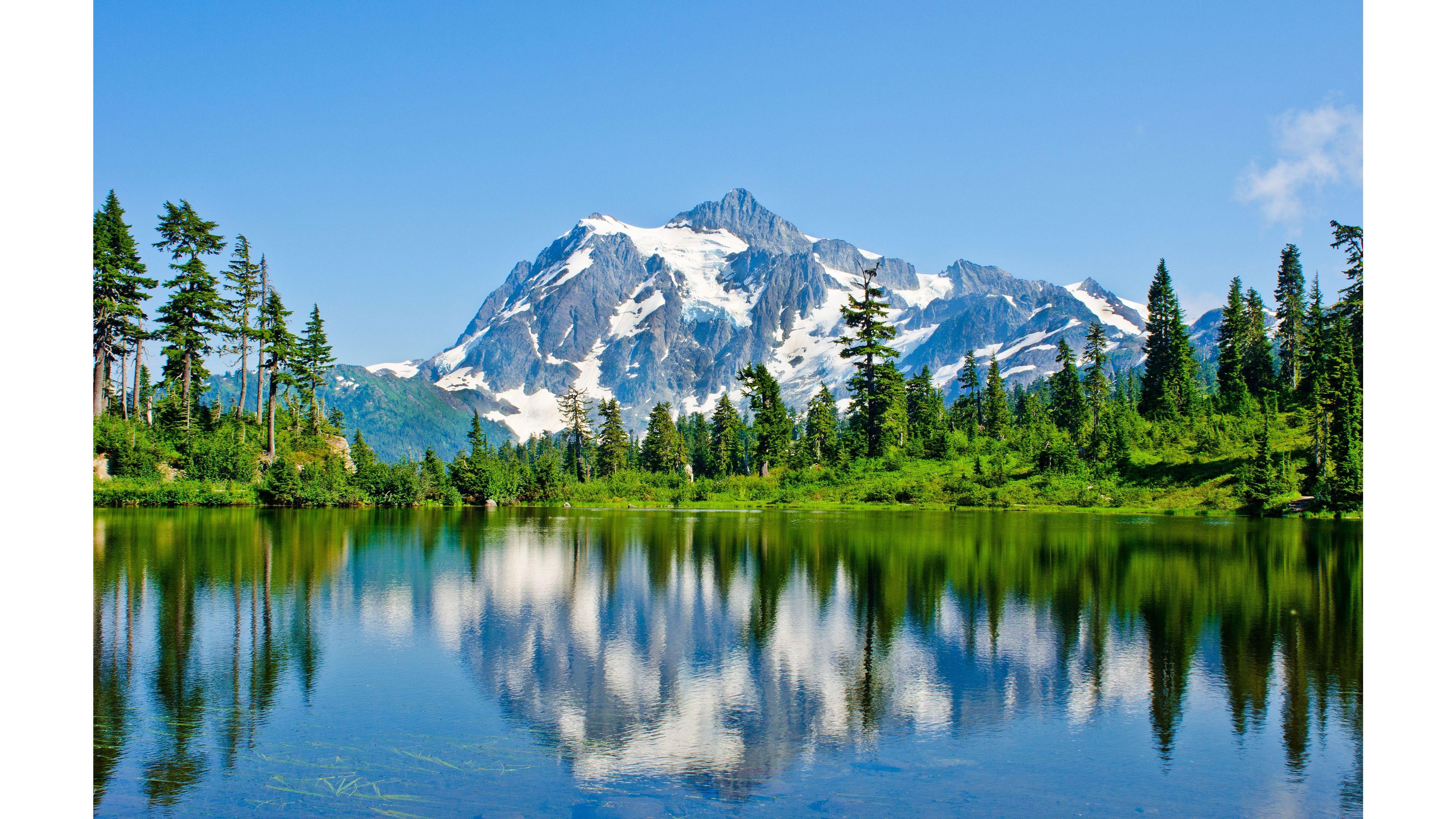 Top Alaska Mountains Wallpaper