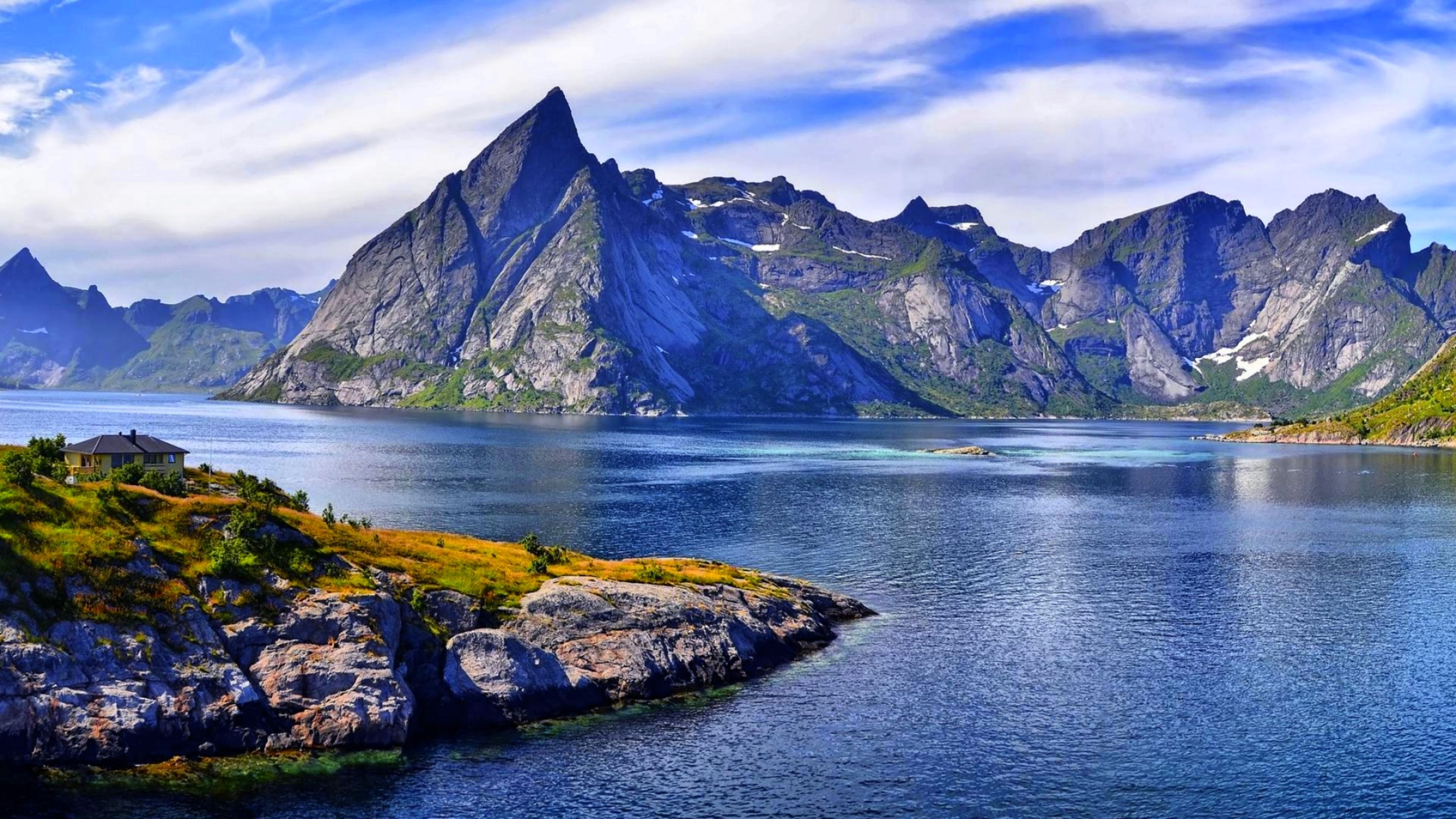 Top Download Mountains 4K wallpaper