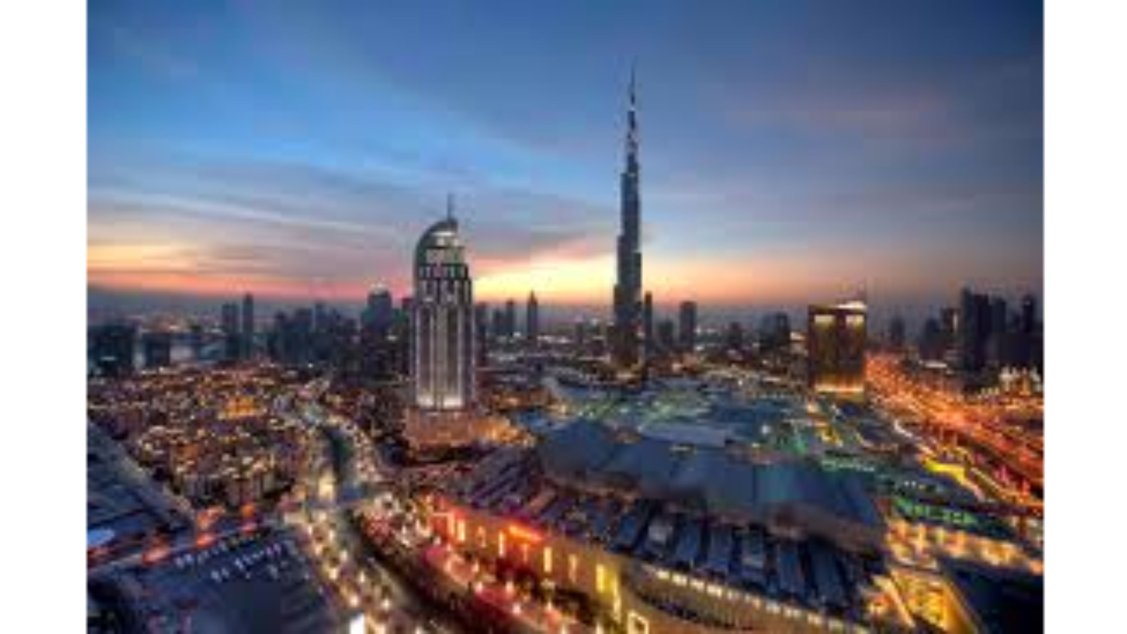 Trending Dubai wallpaper