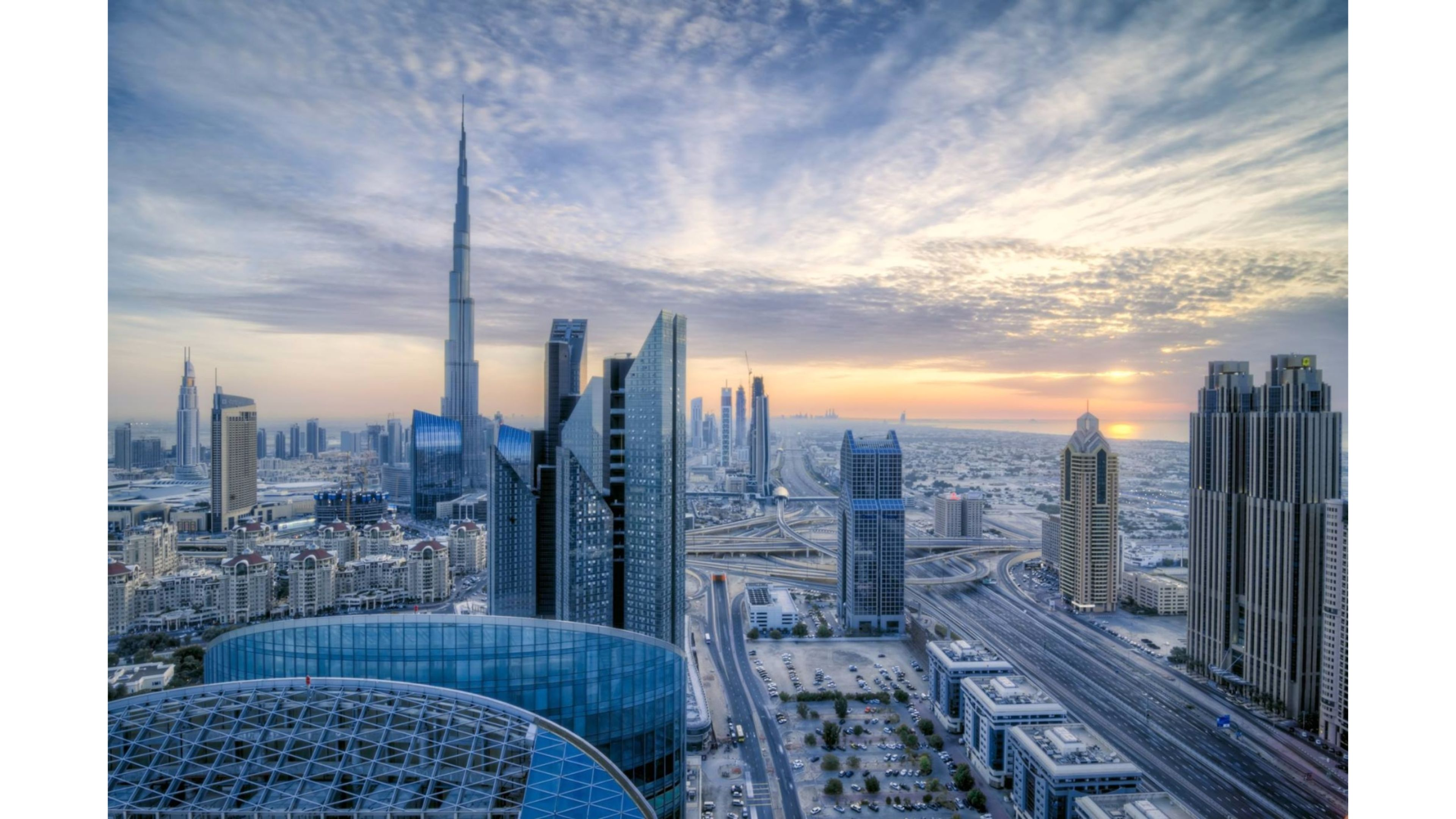 United Arab Emirates Dubai wallpaper