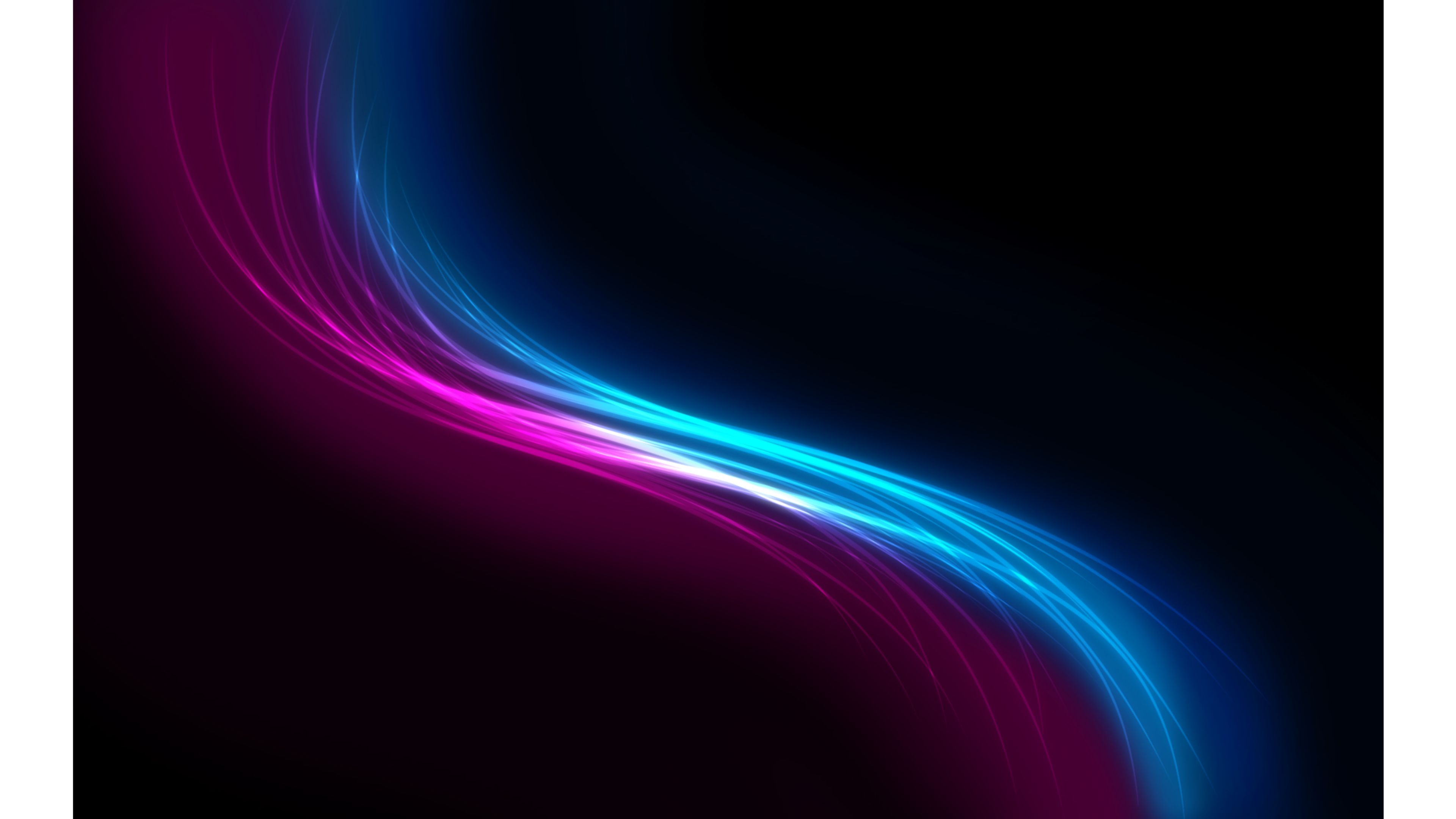 Wave Abstract S 4k Wallpaper