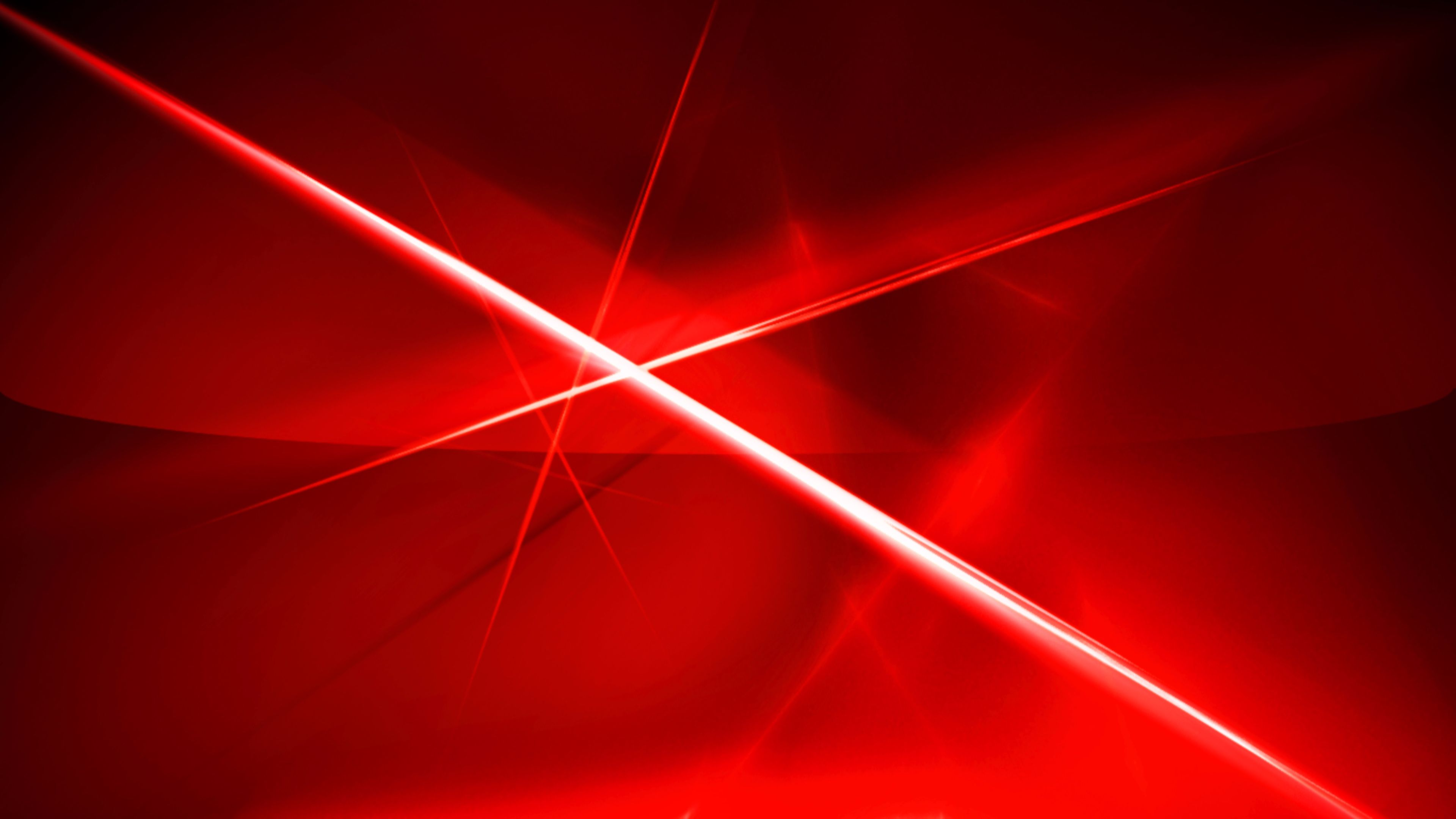 White And Red Abstract S 4k Wallpaper