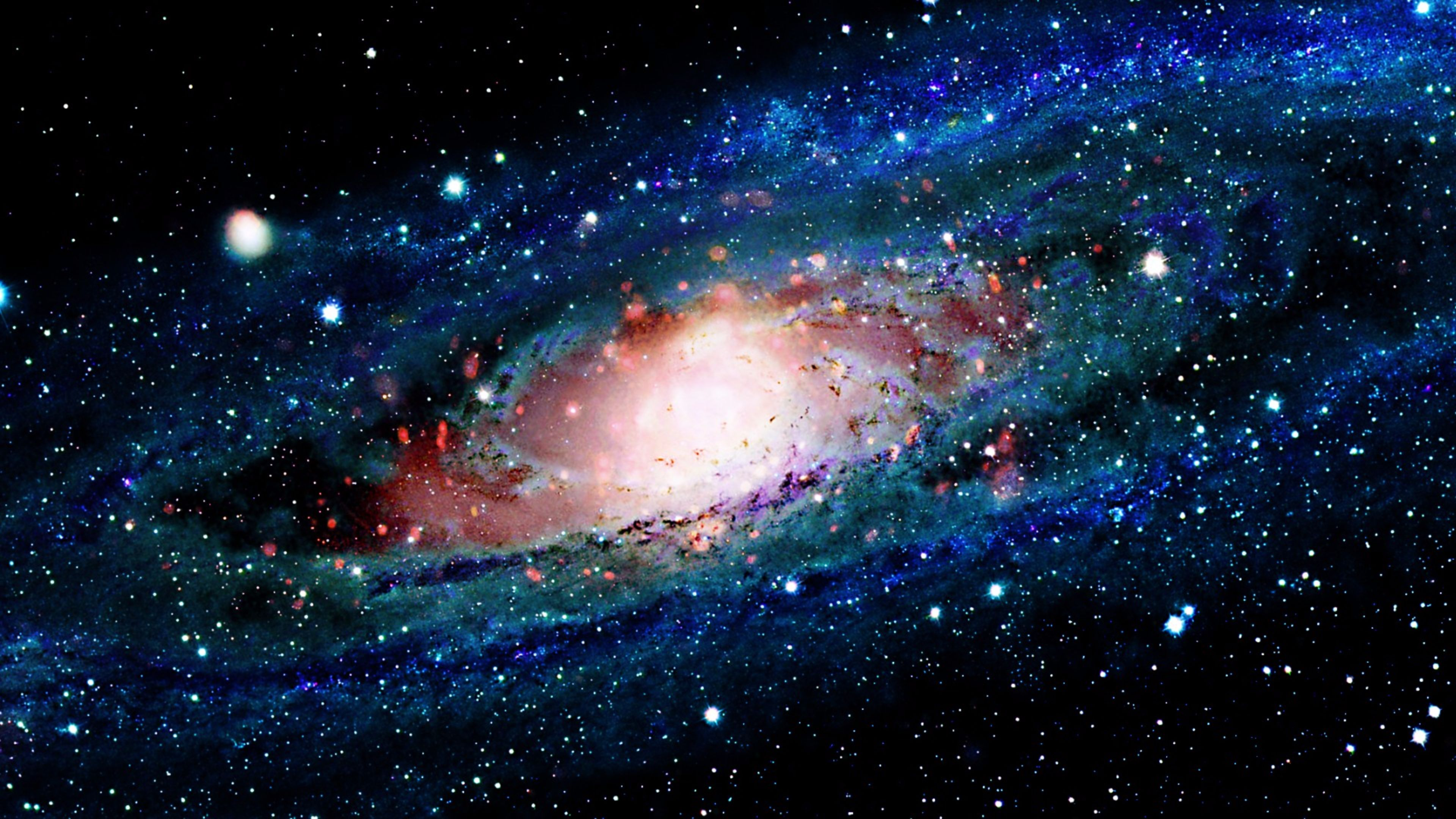 Galaxy Space Wallpaper 4K - Android Apps on Google Play