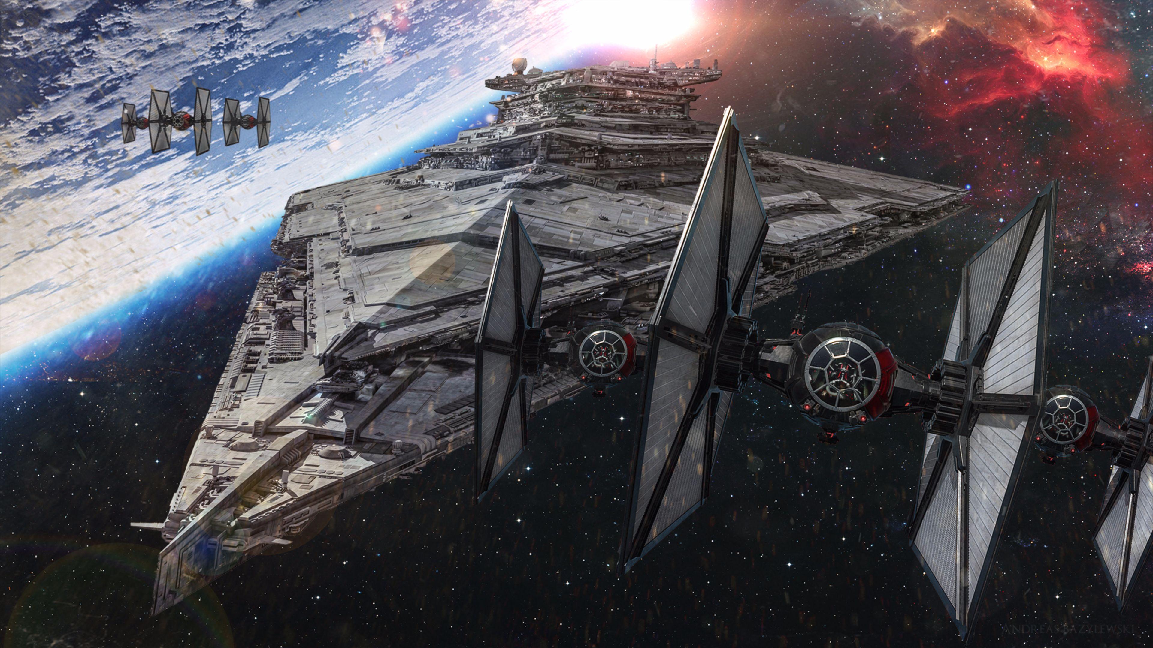 Inspirational Star Wars The Force Awakens 4k Wallpaper