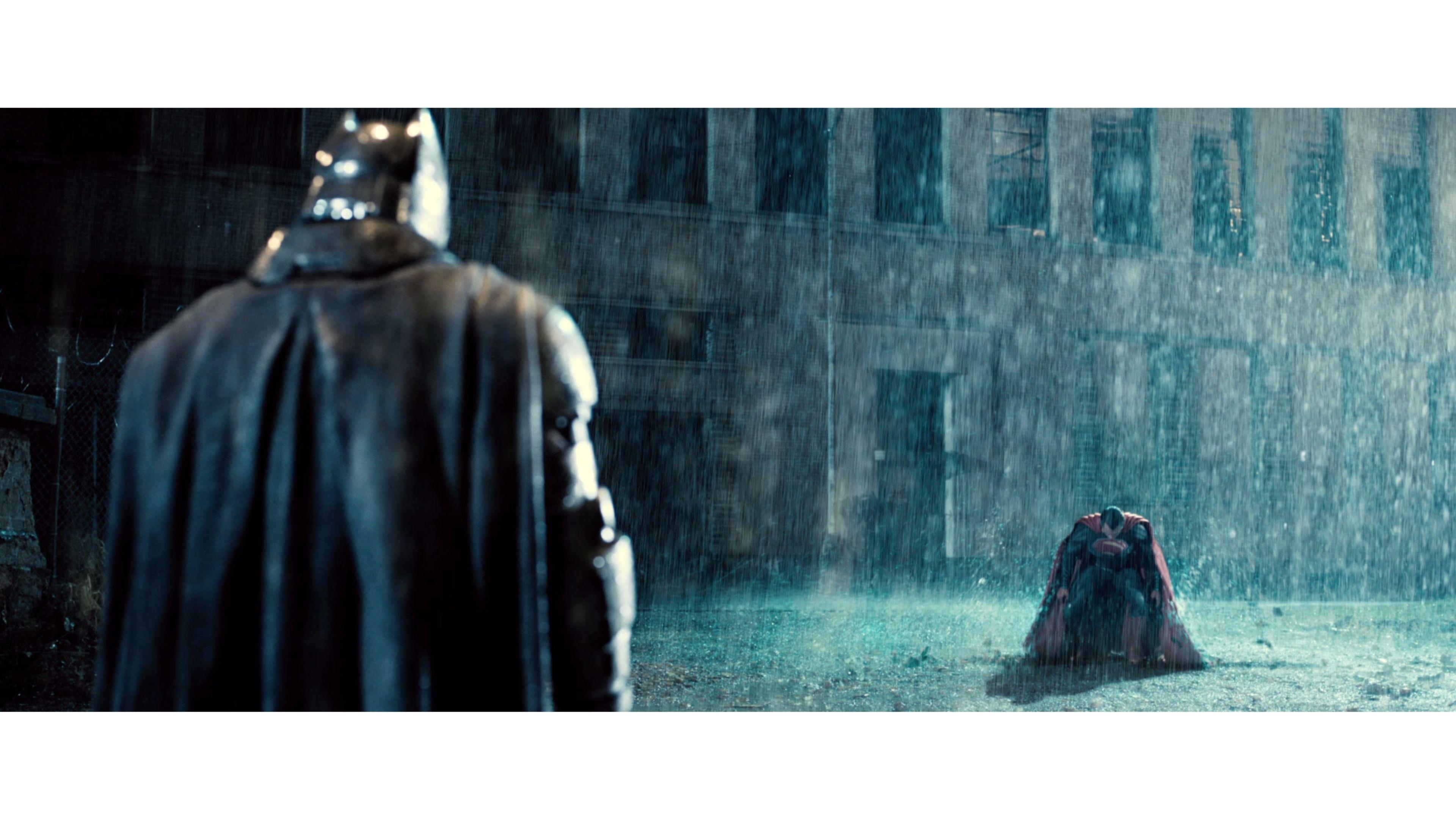 Preview Batman V Superman Movie Wallpaper