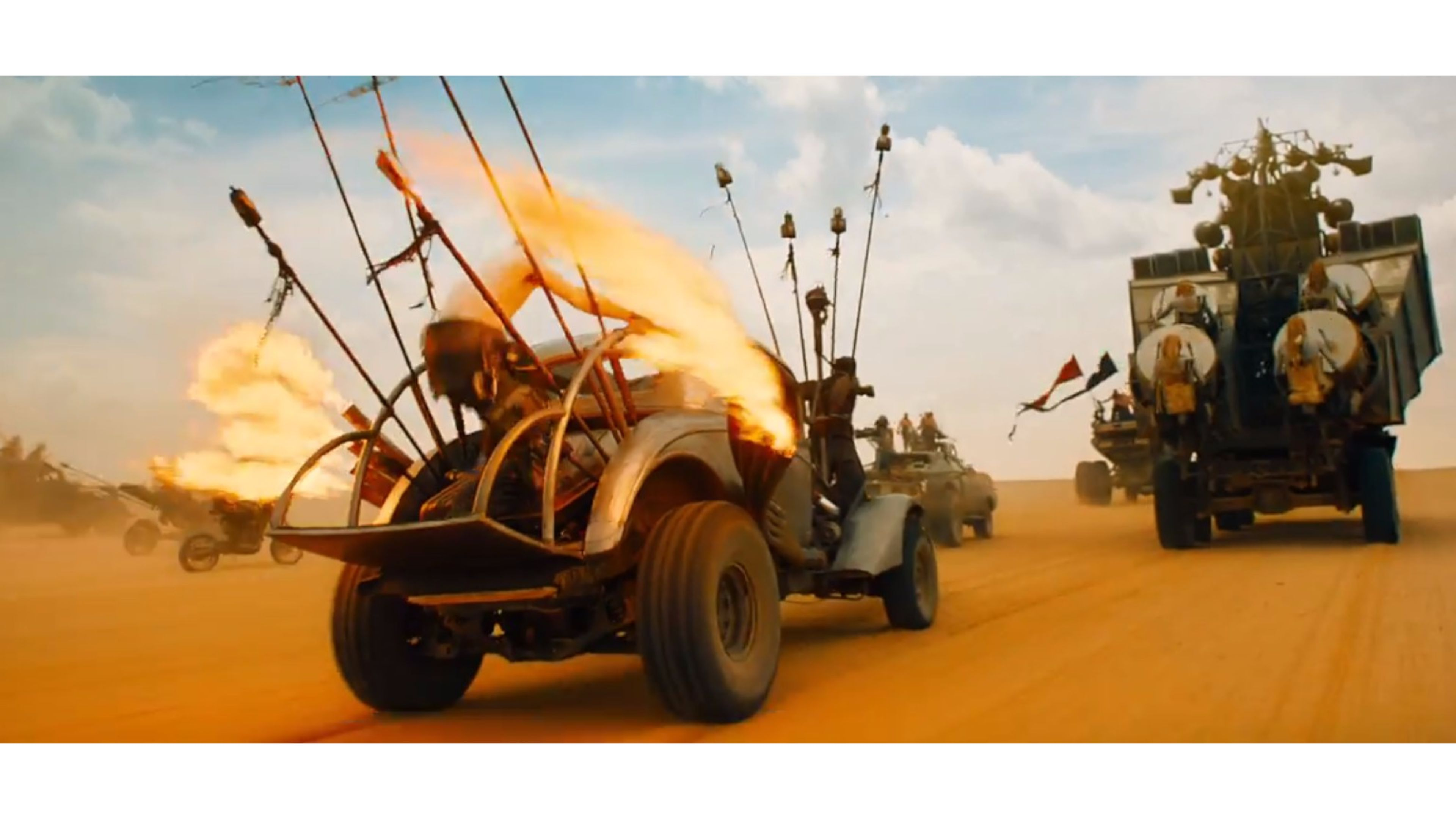 Unique Mad Max Fury Road wallpaper
