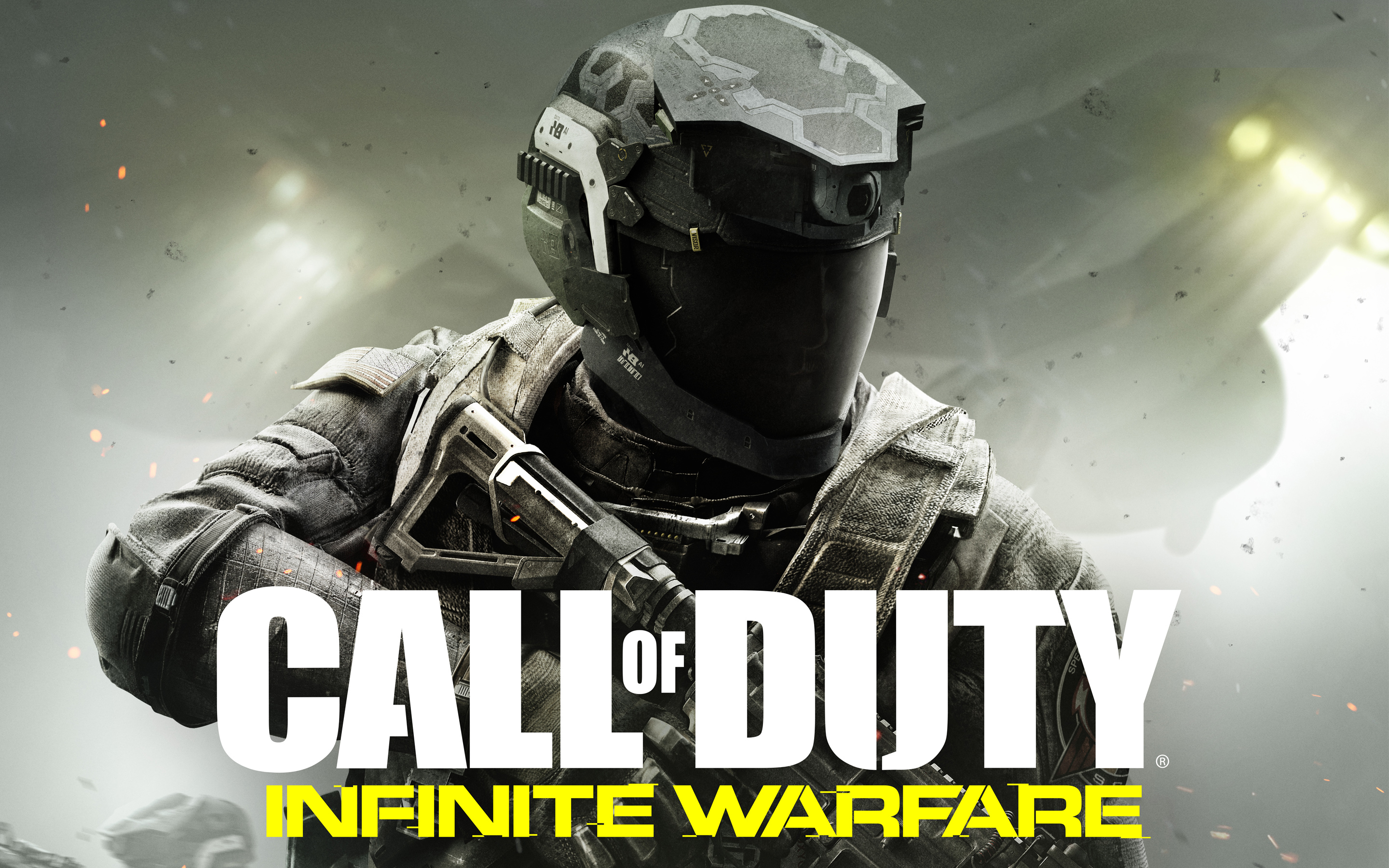 Call of Duty Infinite Warfare Game wallpaper