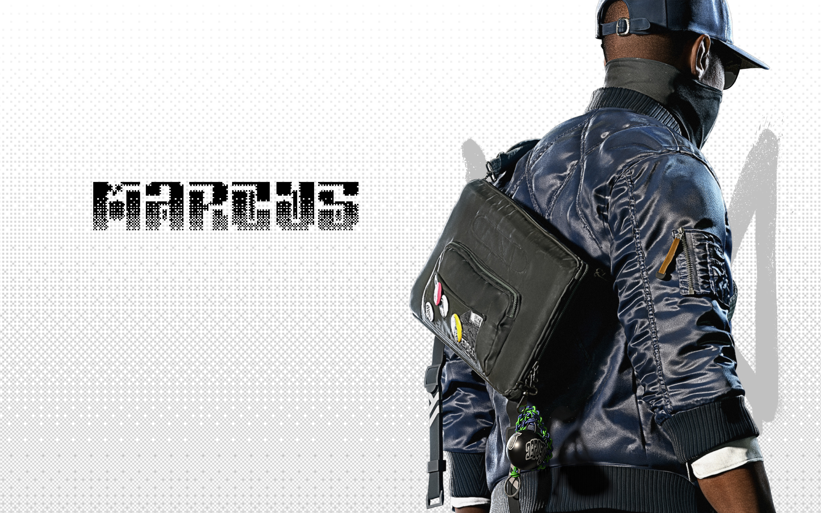 Marcus Holloway Watch Dogs 2 wallpaper