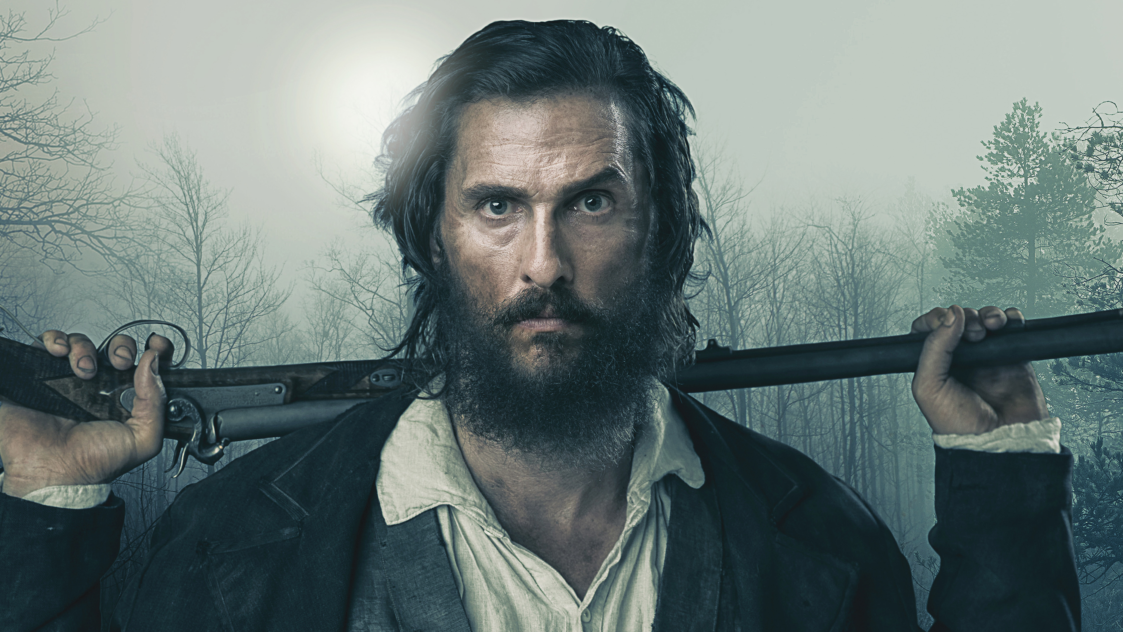 Matthew McConaughey Free State of Jones wallpaper
