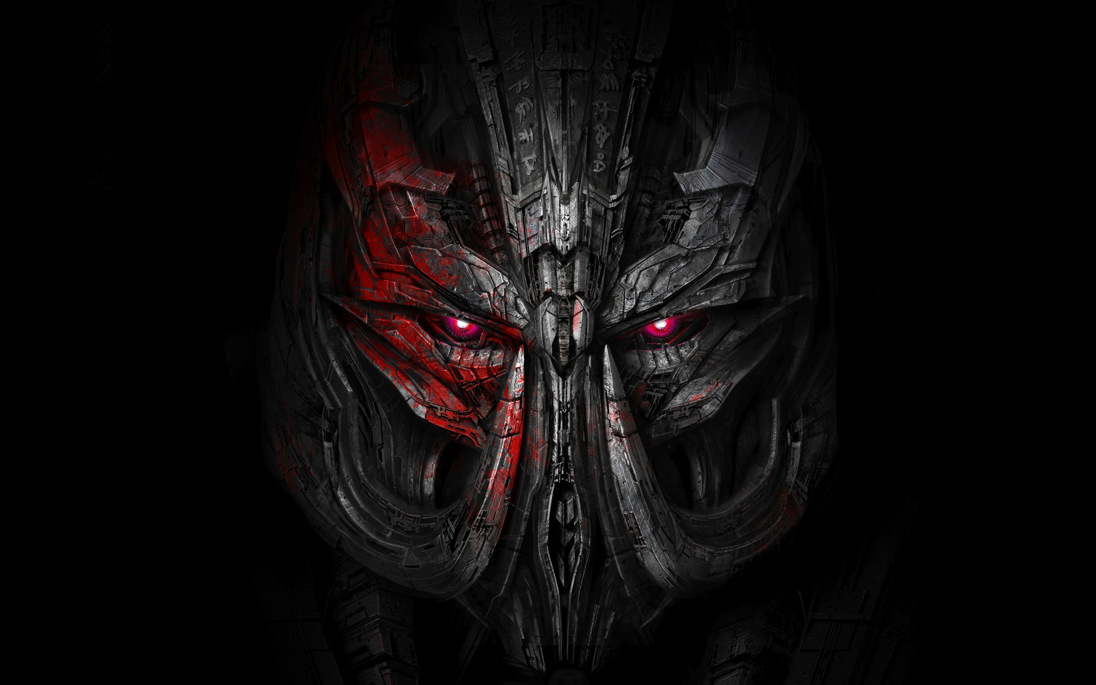 Megatron Transformers The Last Knight wallpaper