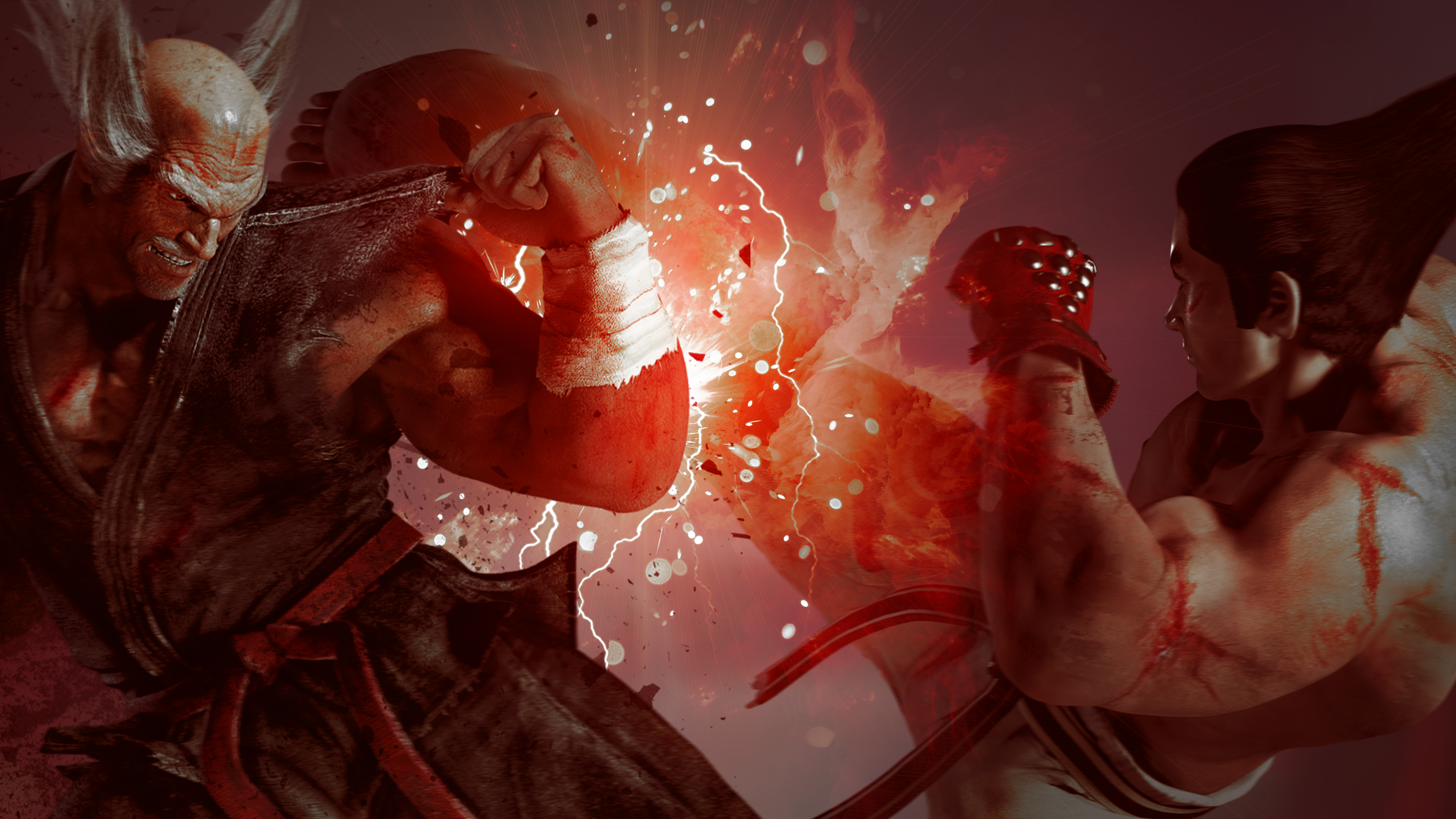 Tekken 4k Wallpapers For Your Desktop Or Mobile Screen Free And