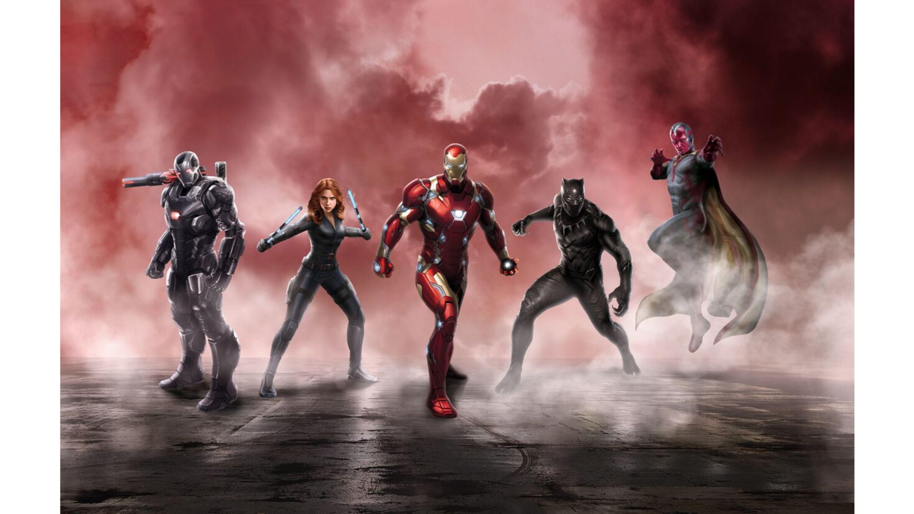 Captain America Civil War 4k: Captain Wallpapers, Photos And Desktop Backgrounds Up To