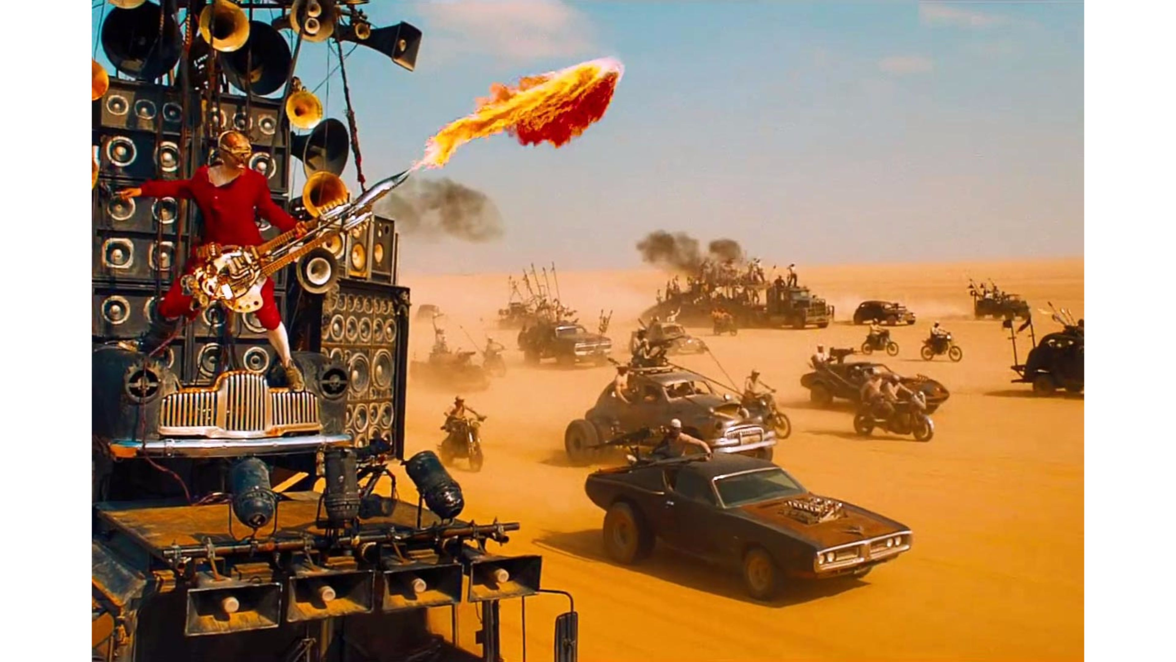 Movie Mad Max Fury Road wallpaper
