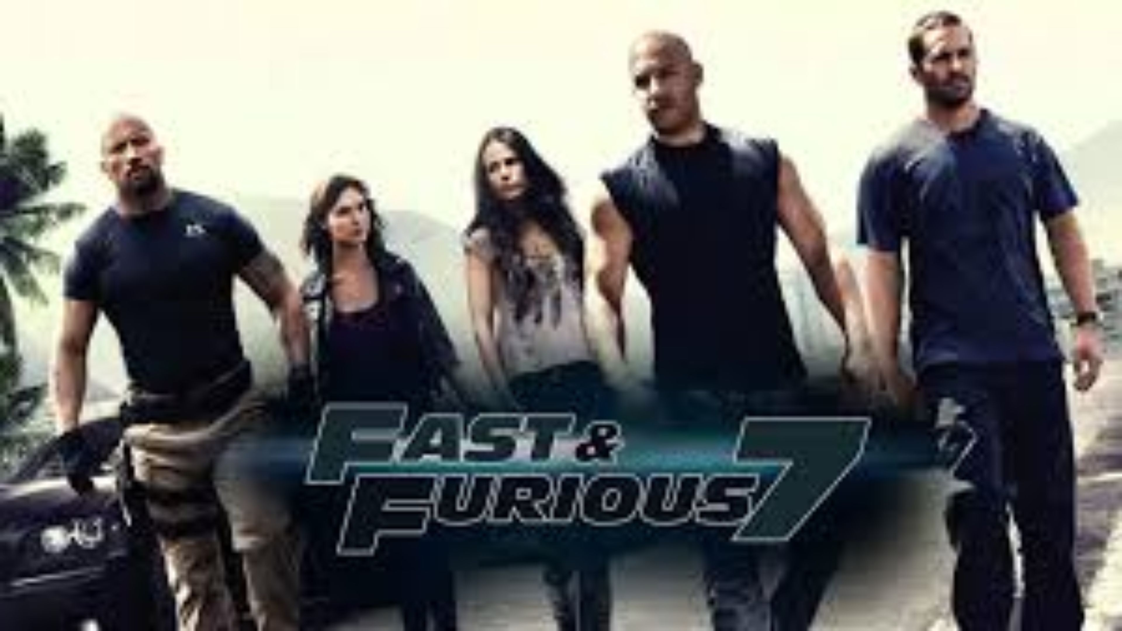 Top Furious 7 wallpaper
