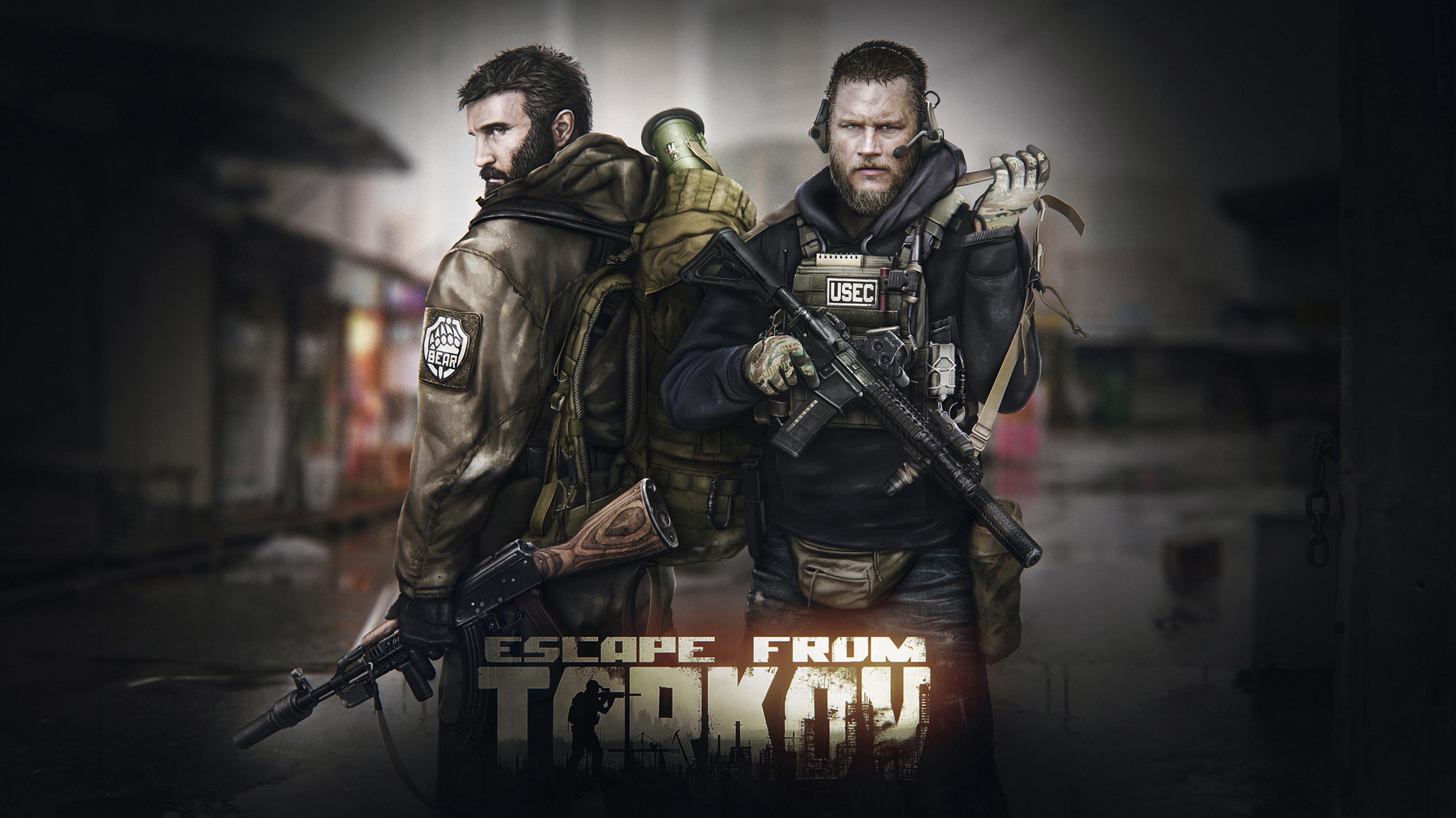 Escape From Tarkov 4k Game 4k Wallpaper