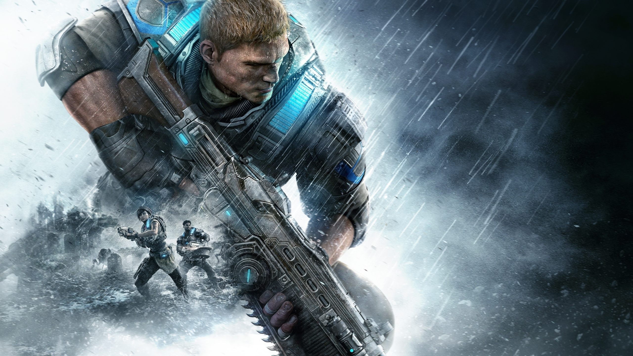 Gears Of War Hd Xbox One Wallpaper