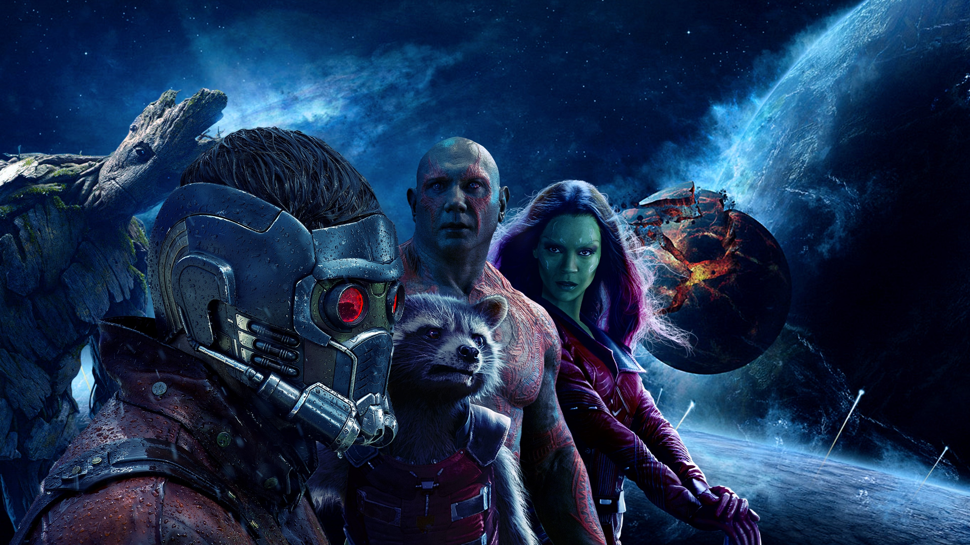 Guardians 4k Wallpapers For Your Desktop Or Mobile Screen Free And