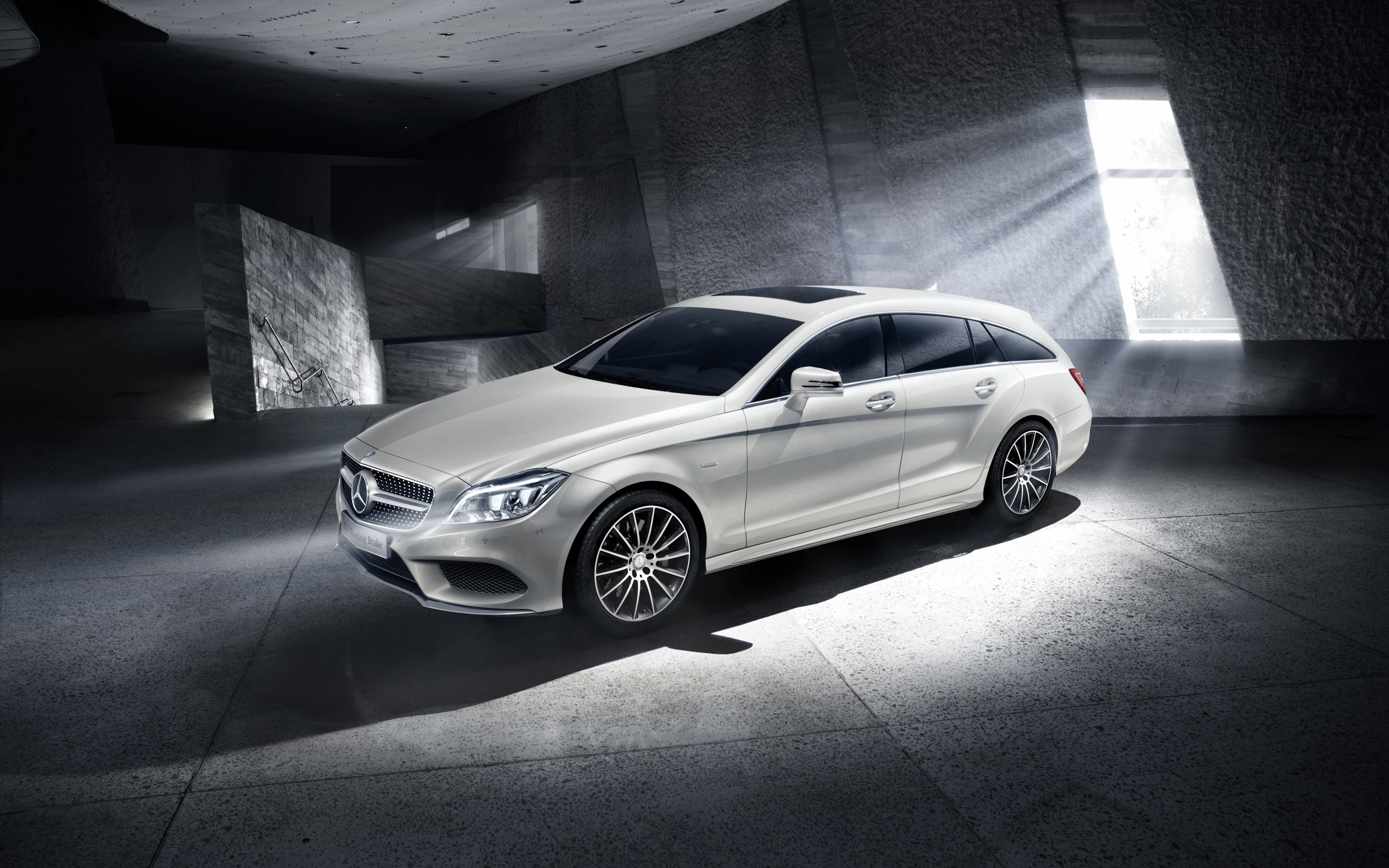Mercedes Benz CLS Shooting Brake Final Edition wallpaper