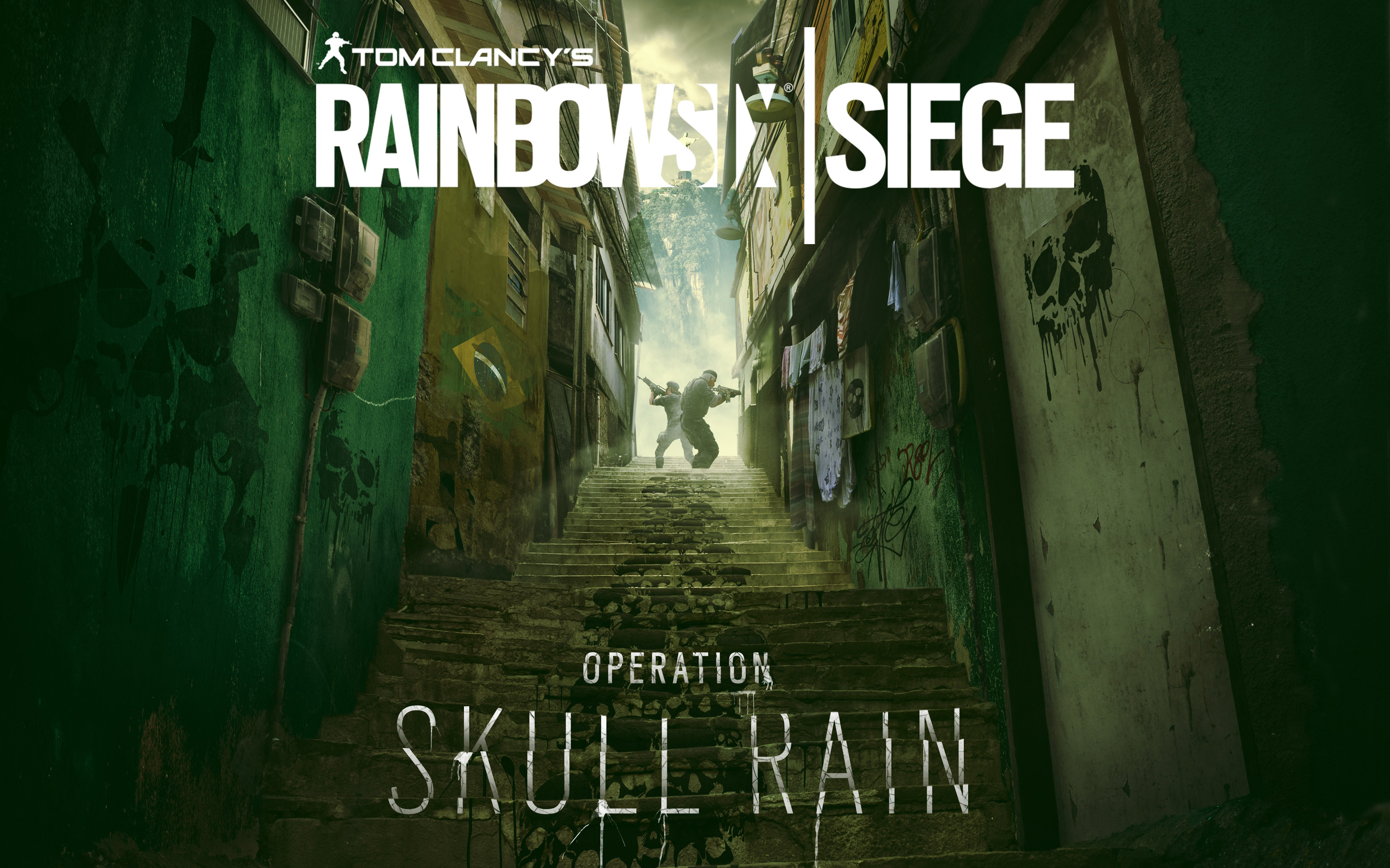 Rainbow Six Siege Operation Skull Rain 4K wallpaper