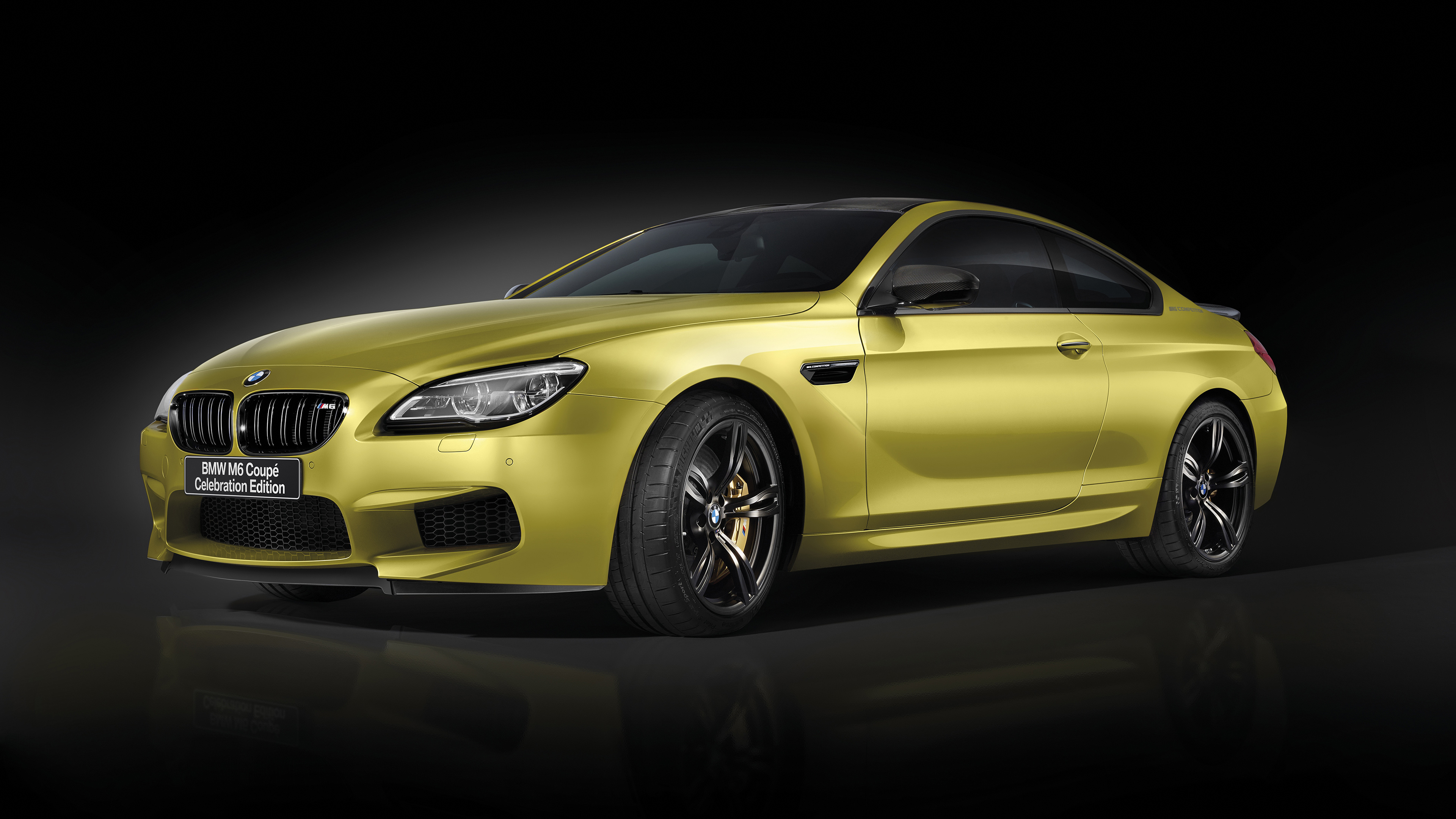 BMW M Coupe Celebration Edition wallpaper