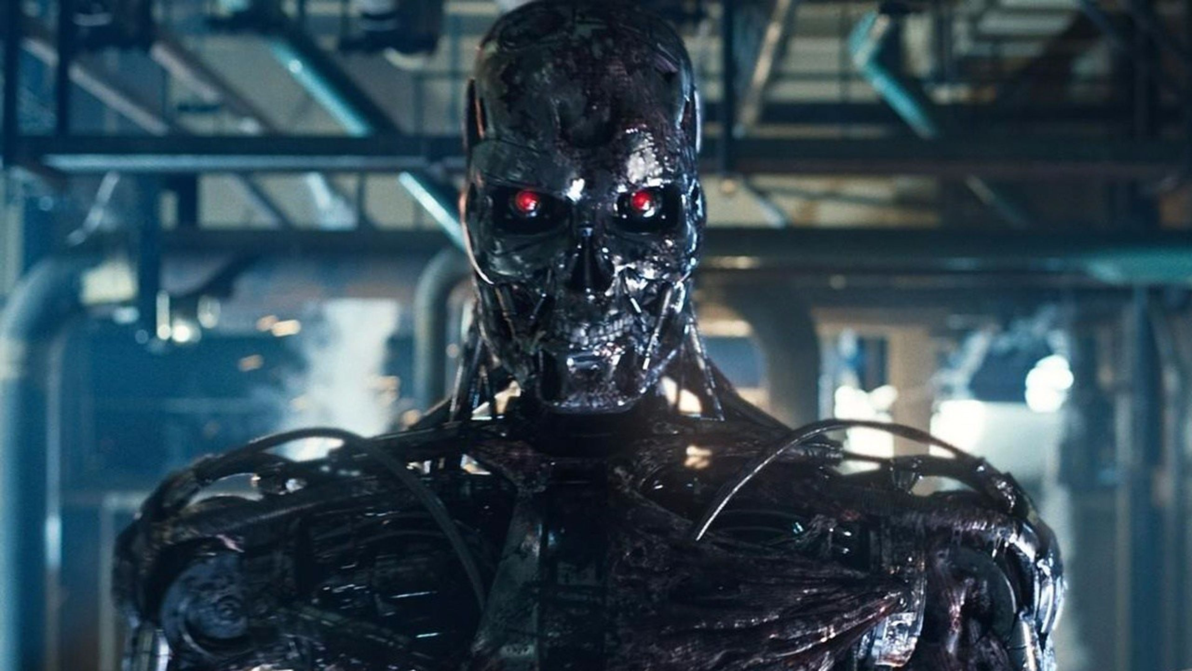 Reveal Terminator Genisys wallpaper