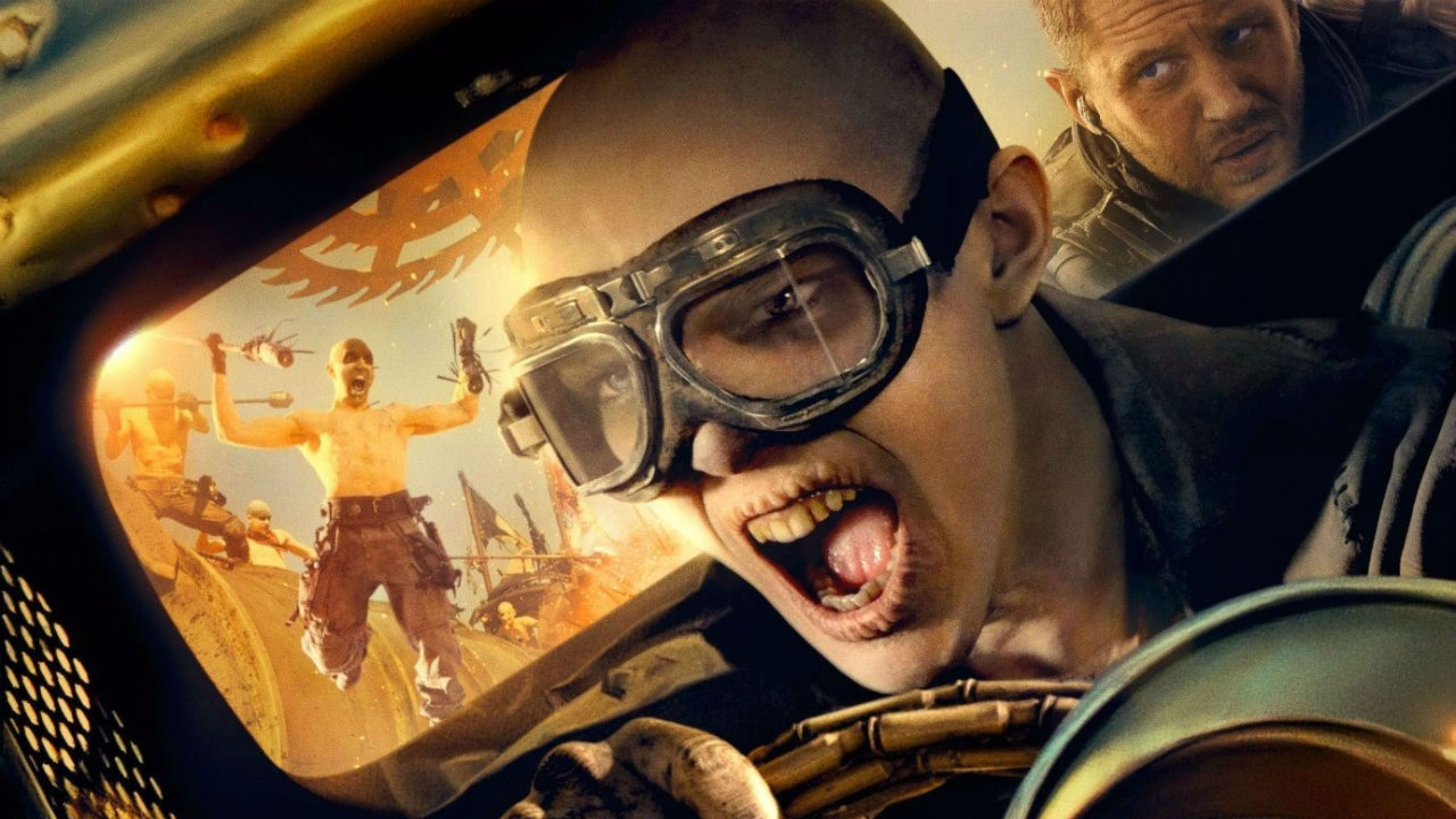 Teaser Mad Max Fury Road wallpaper