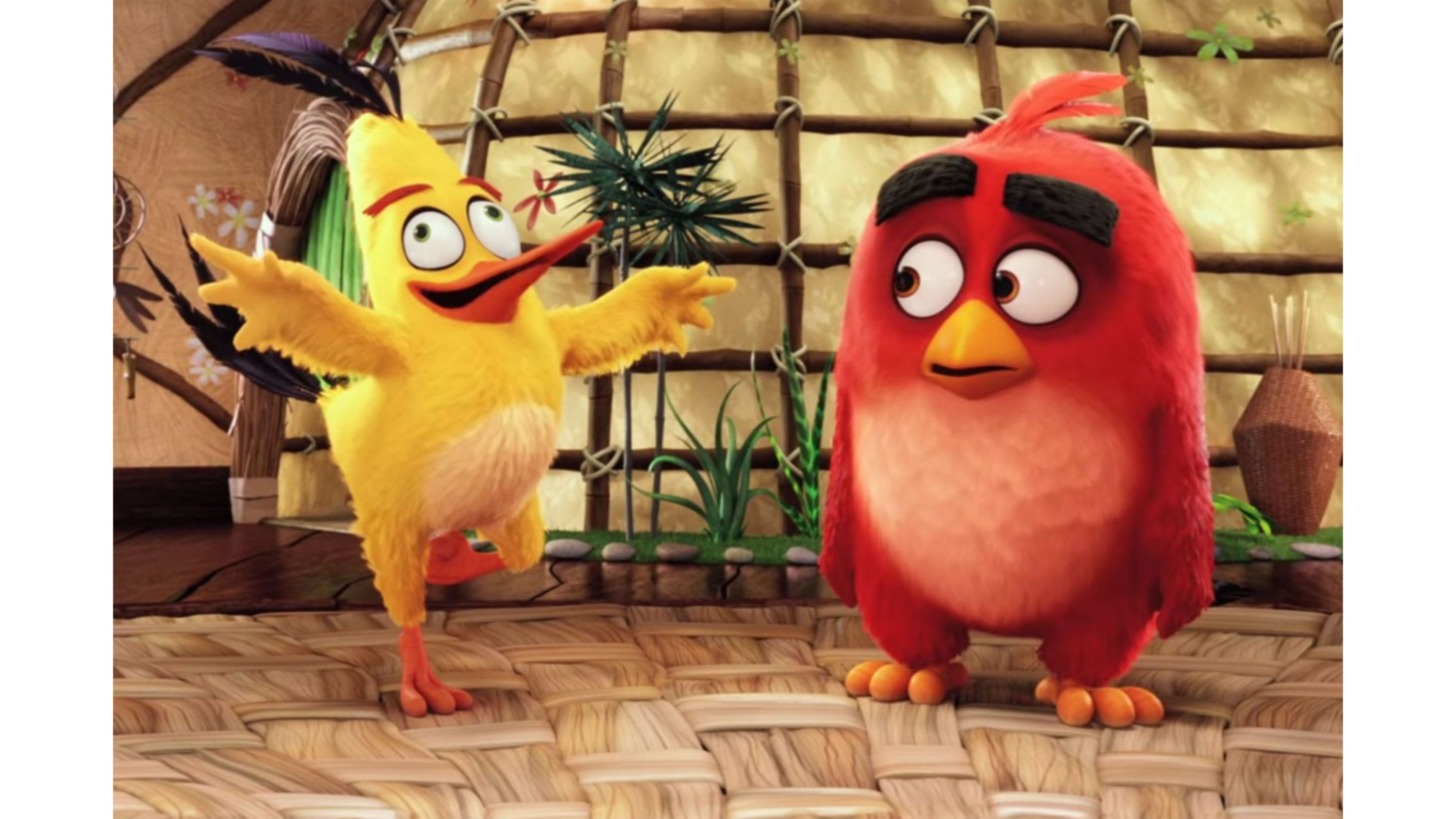 Trending The Angry Birds Movie wallpaper