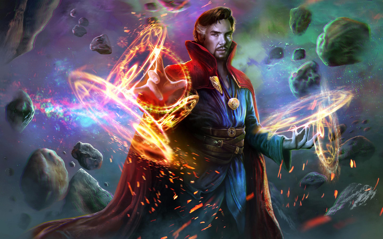 Avengers Wallpaper 4k Doctor Strange